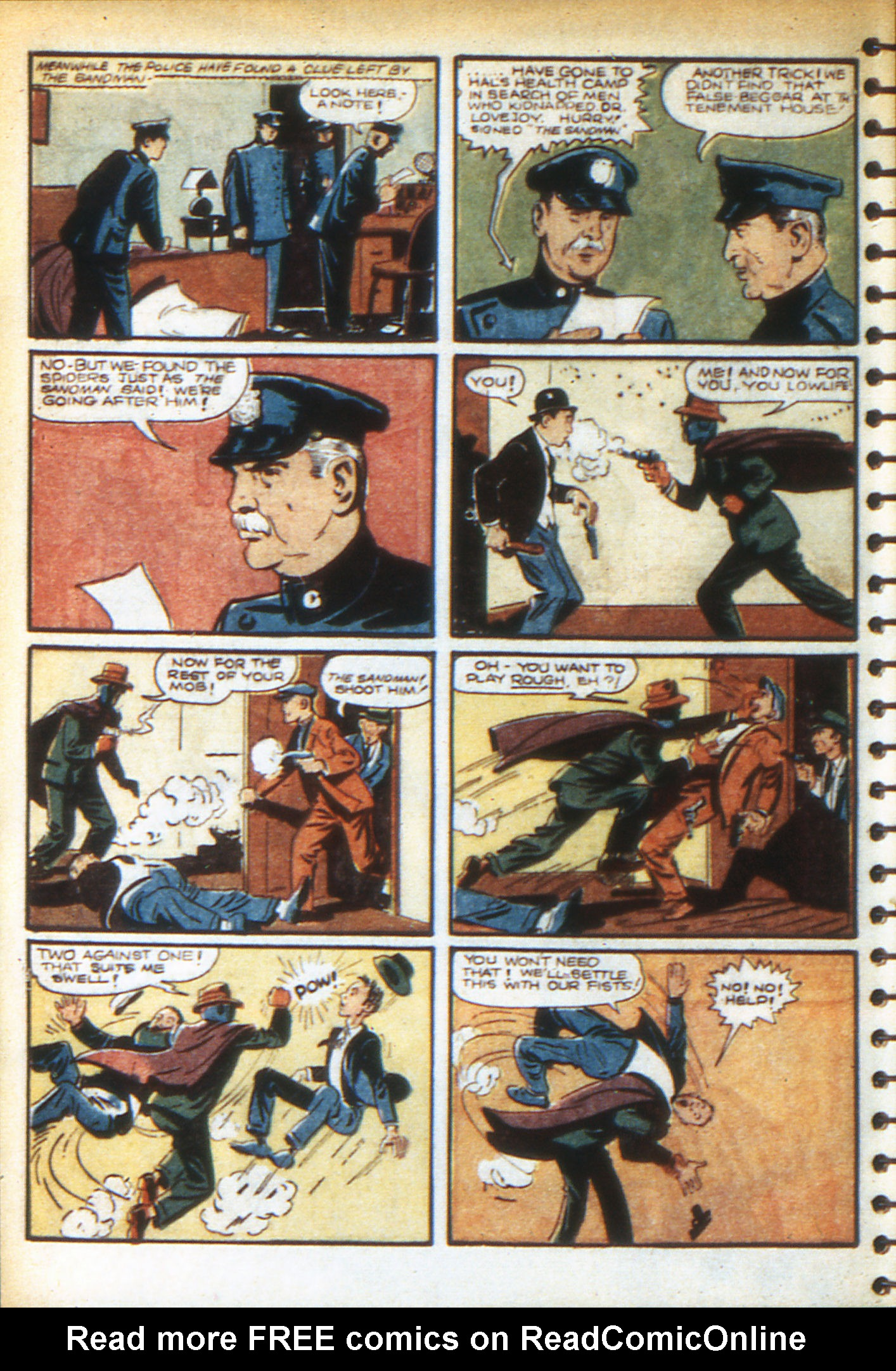 Read online Adventure Comics (1938) comic -  Issue #49 - 32
