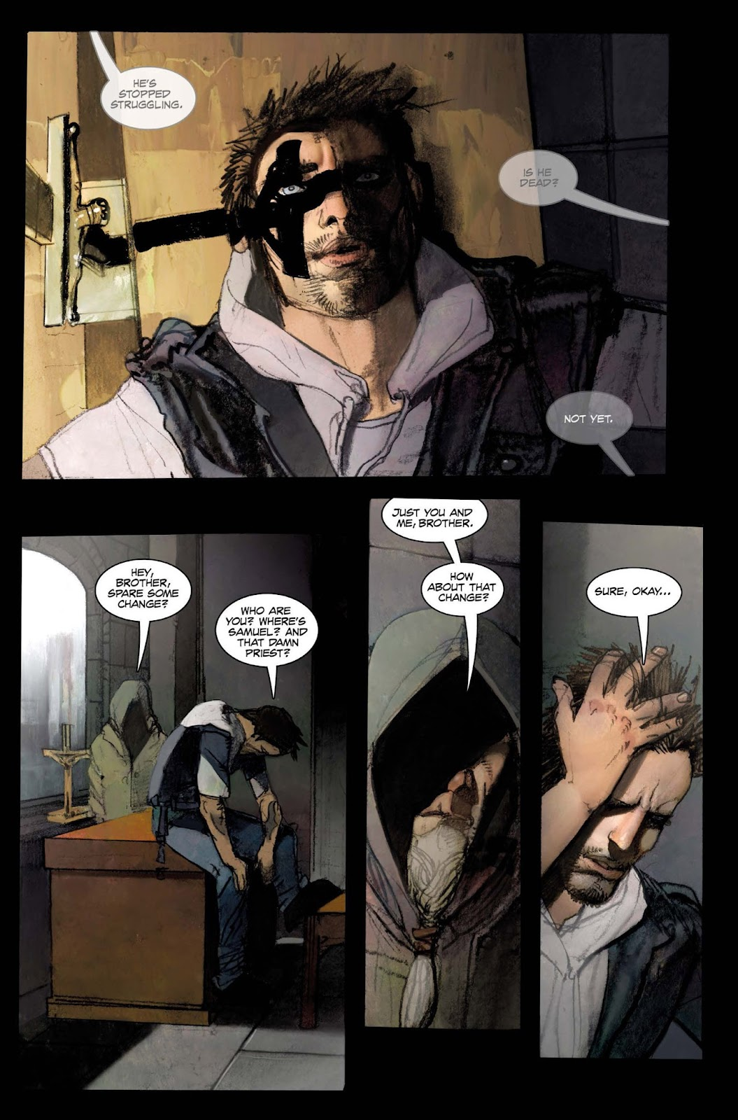 13 Coins issue TPB - Page 103