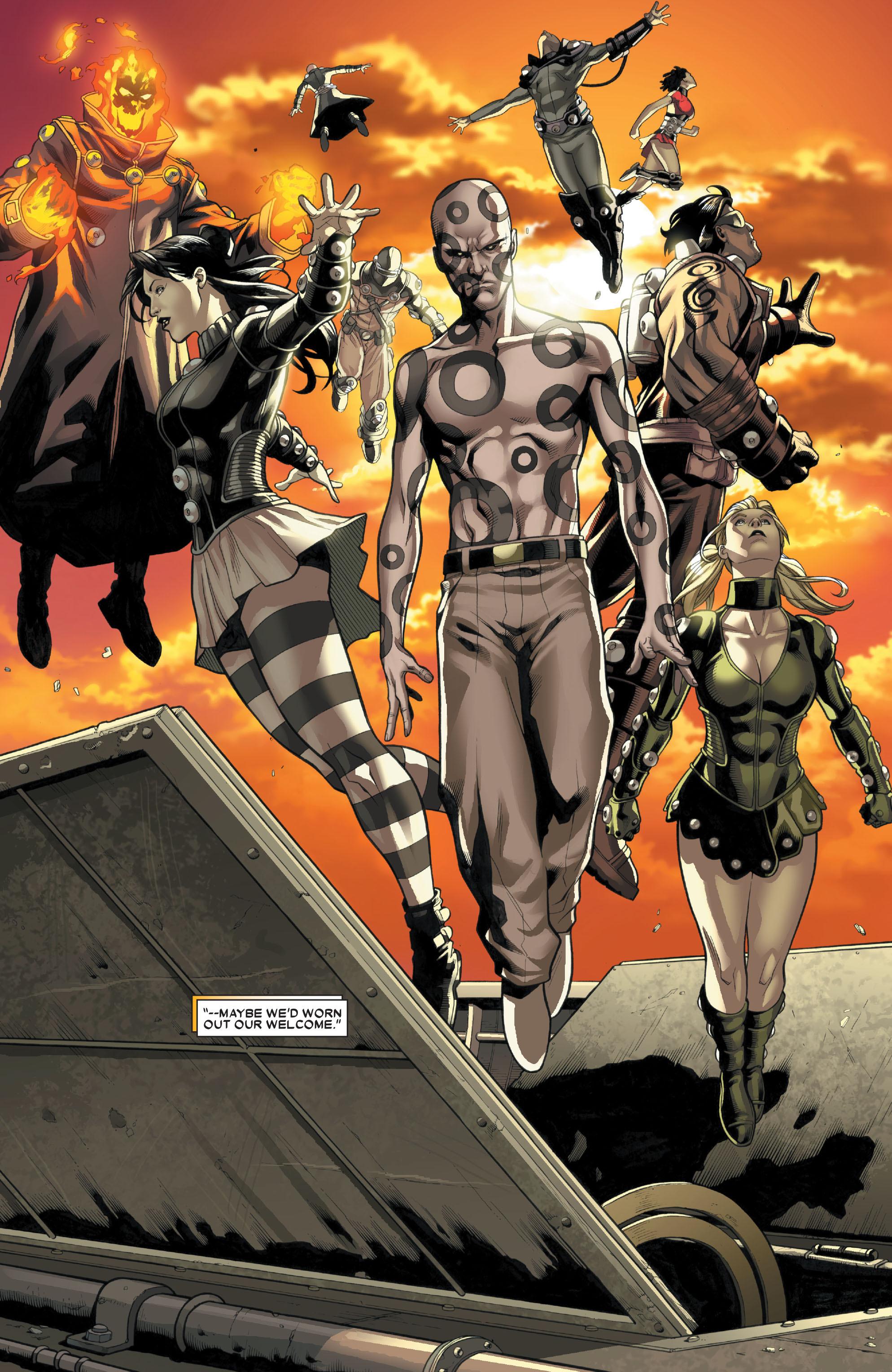 X-Men (1991) 191 Page 11
