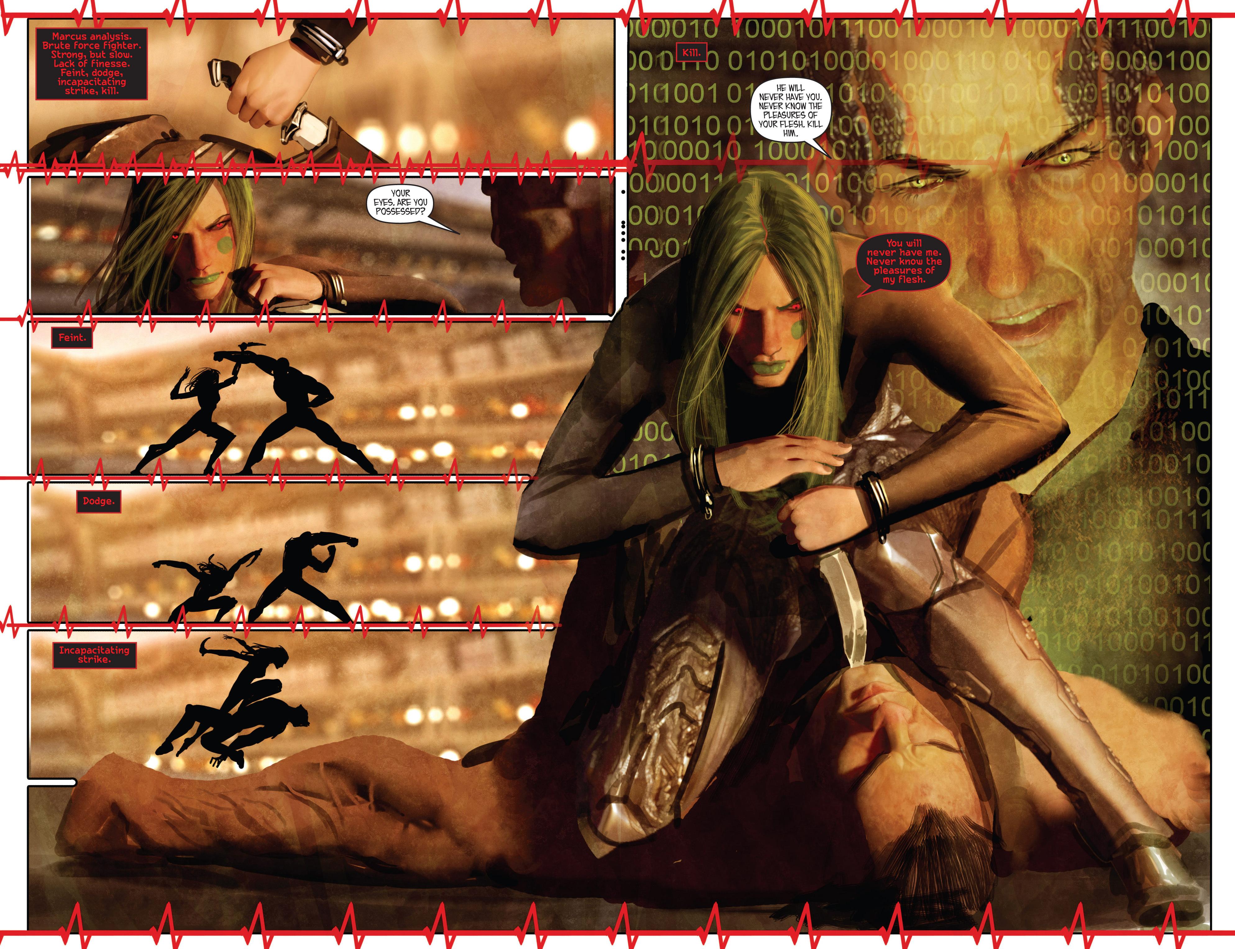 Read online Aphrodite IX (2013) comic -  Issue #Aphrodite IX (2013) _TPB 1 - 81
