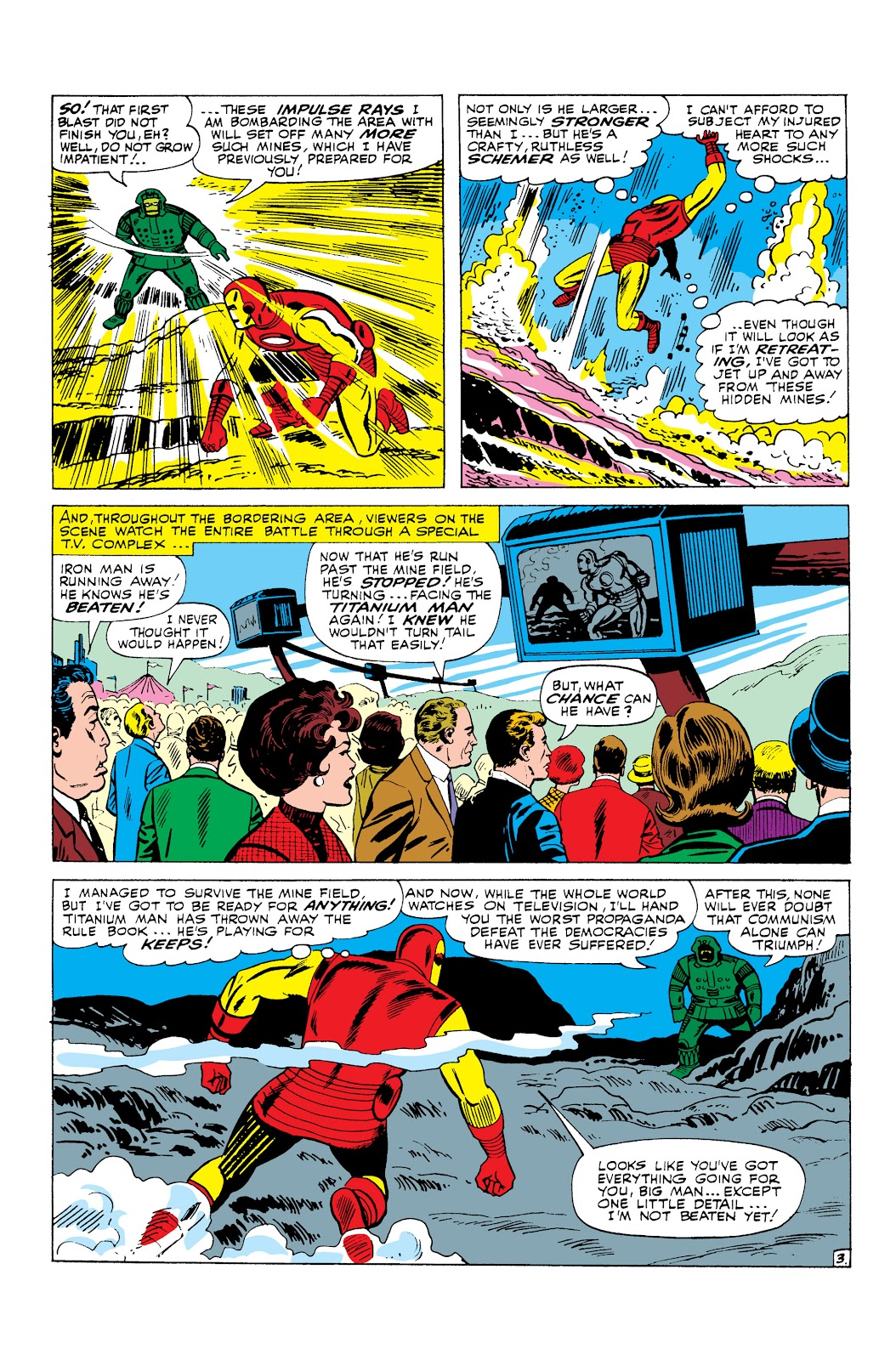 Tales of Suspense (1959) issue 70 - Page 4