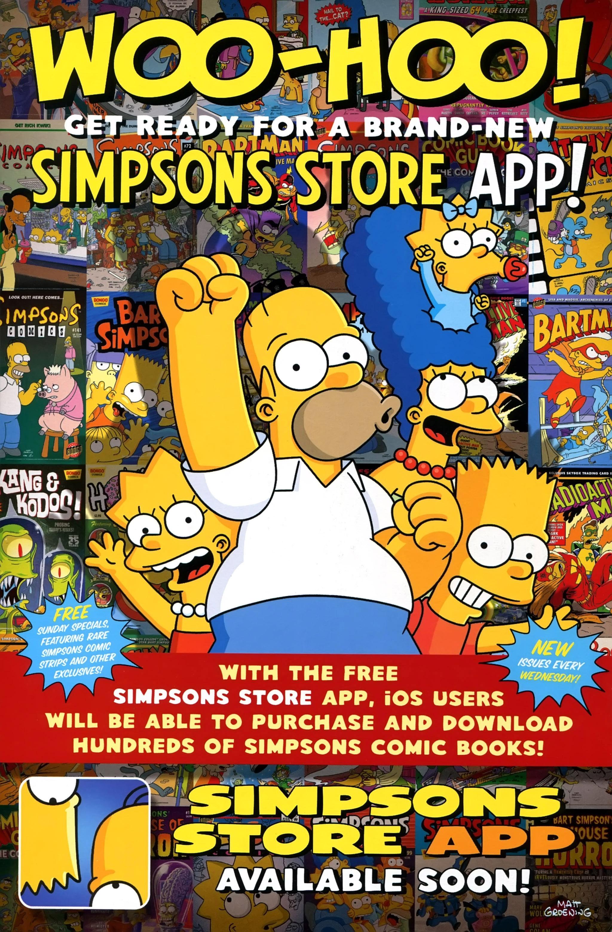 Read online Simpsons Comics Presents Bart Simpson comic -  Issue #97 - 32
