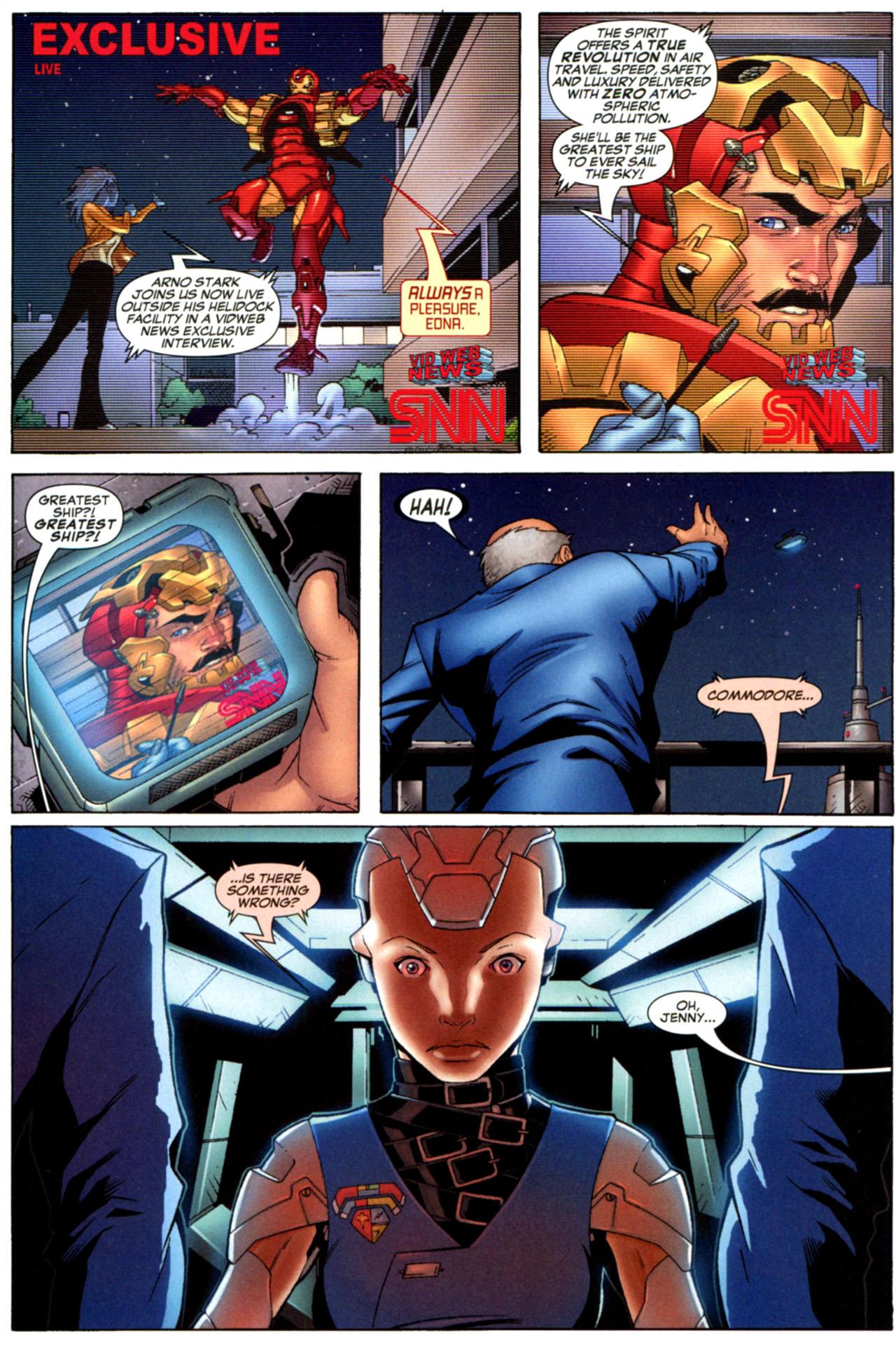 Read online Astonishing Tales (2009) comic -  Issue #1 - 17