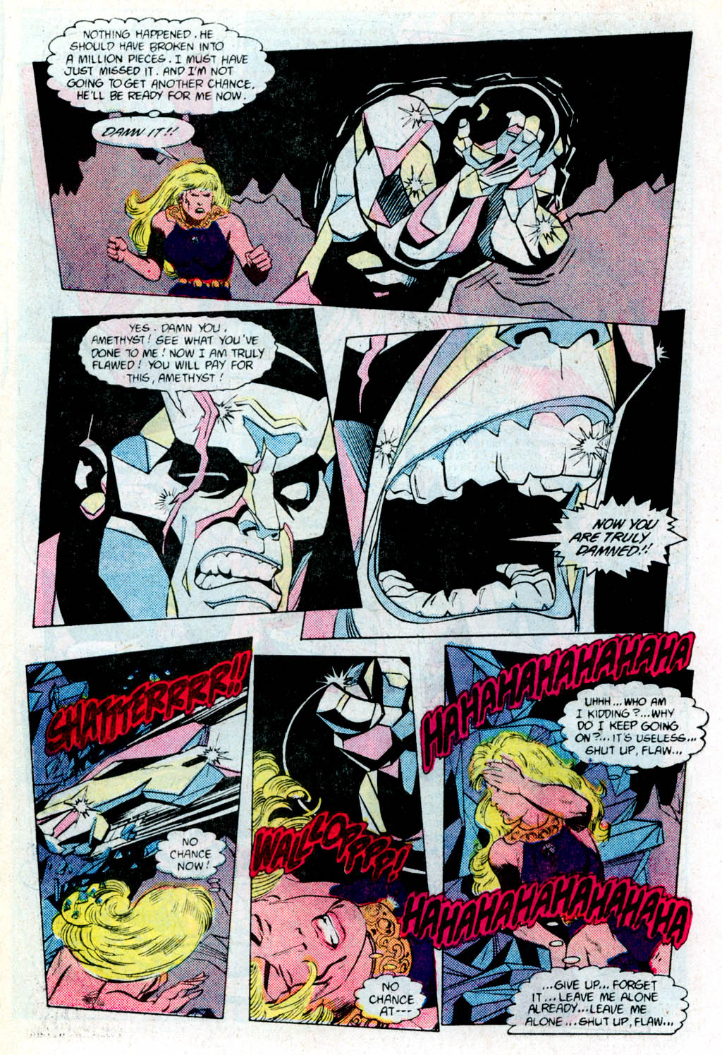 Read online Amethyst (1985) comic -  Issue # _Special 1 - 16