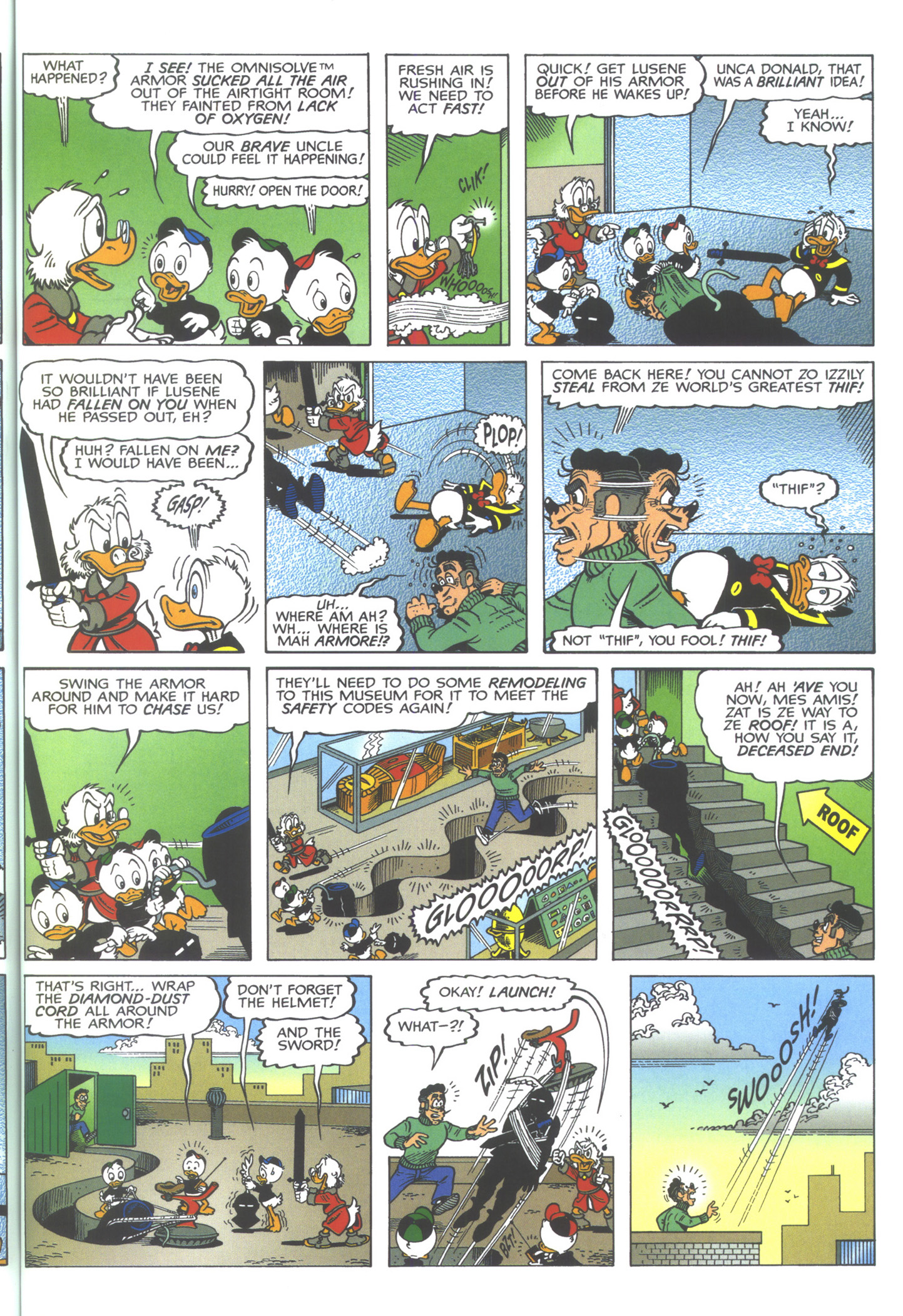 Read online Uncle Scrooge (1953) comic -  Issue #354 - 63