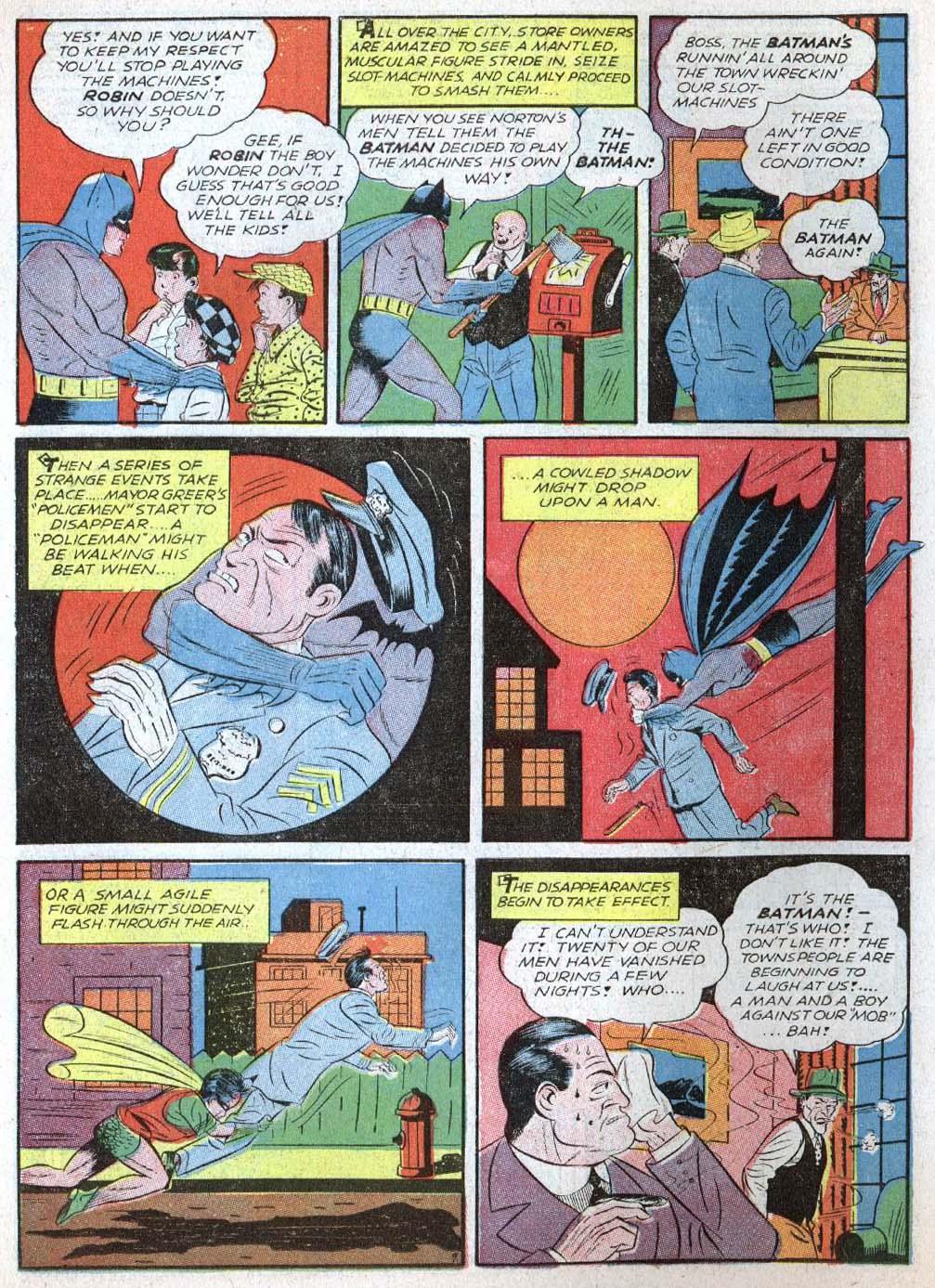 Read online Detective Comics (1937) comic -  Issue #43 - 11