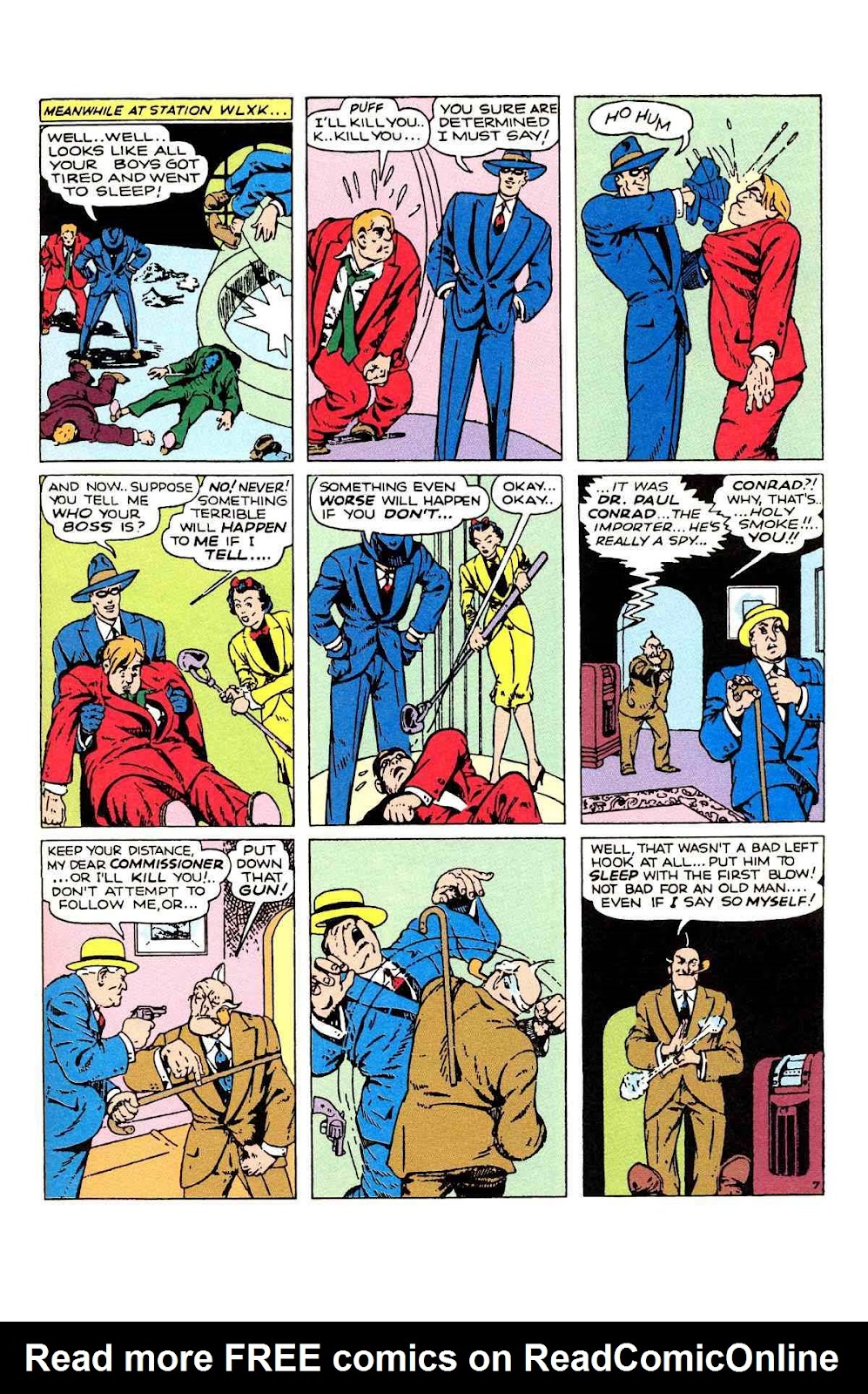 Read online Will Eisner's The Spirit Archives comic -  Issue # TPB 2 (Part 1) - 55