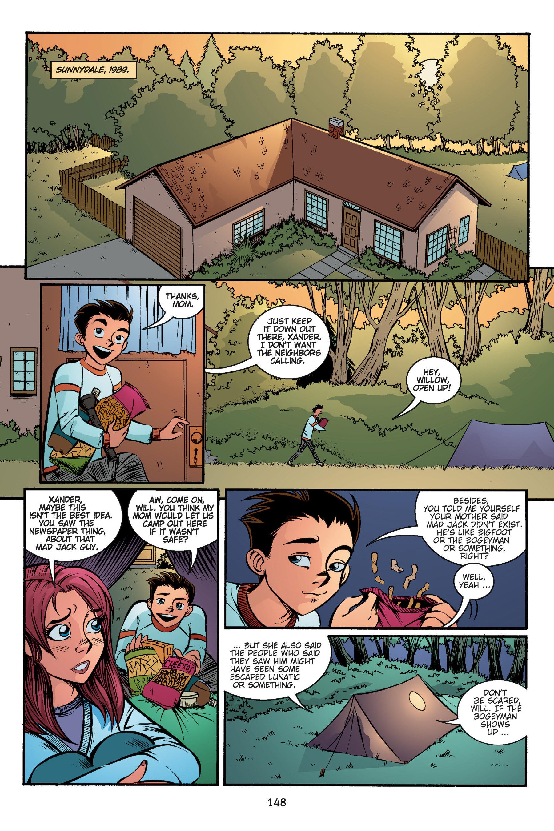 Read online Buffy the Vampire Slayer: Omnibus comic -  Issue # TPB 5 - 148