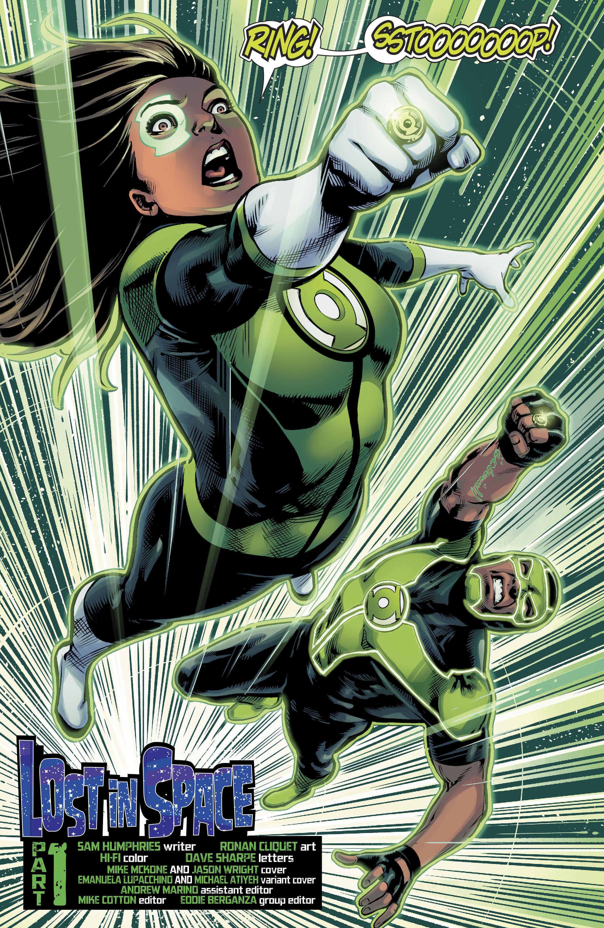 Read online Green Lanterns comic -  Issue #22 - 4