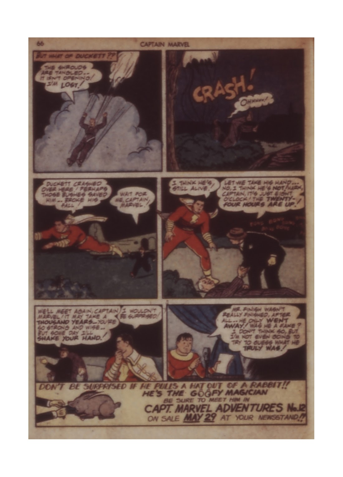 Captain Marvel Adventures issue 11 - Page 66