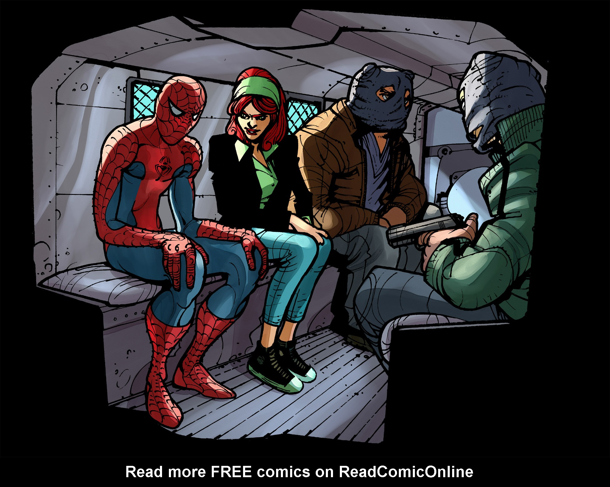 Read online Amazing Spider-Man: Who Am I? comic -  Issue # Full (Part 2) - 81