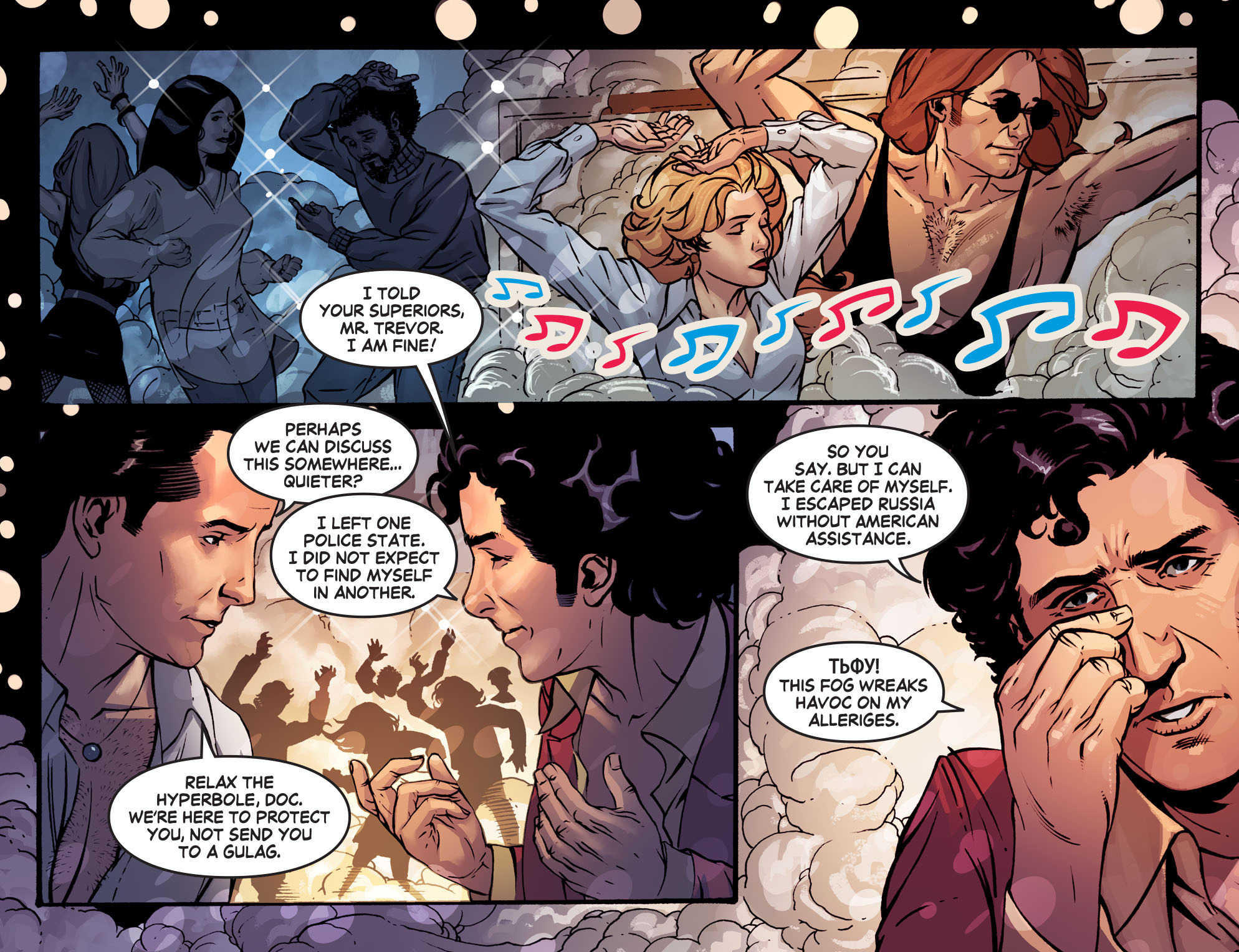 Read online Wonder Woman '77 [I] comic -  Issue #2 - 7