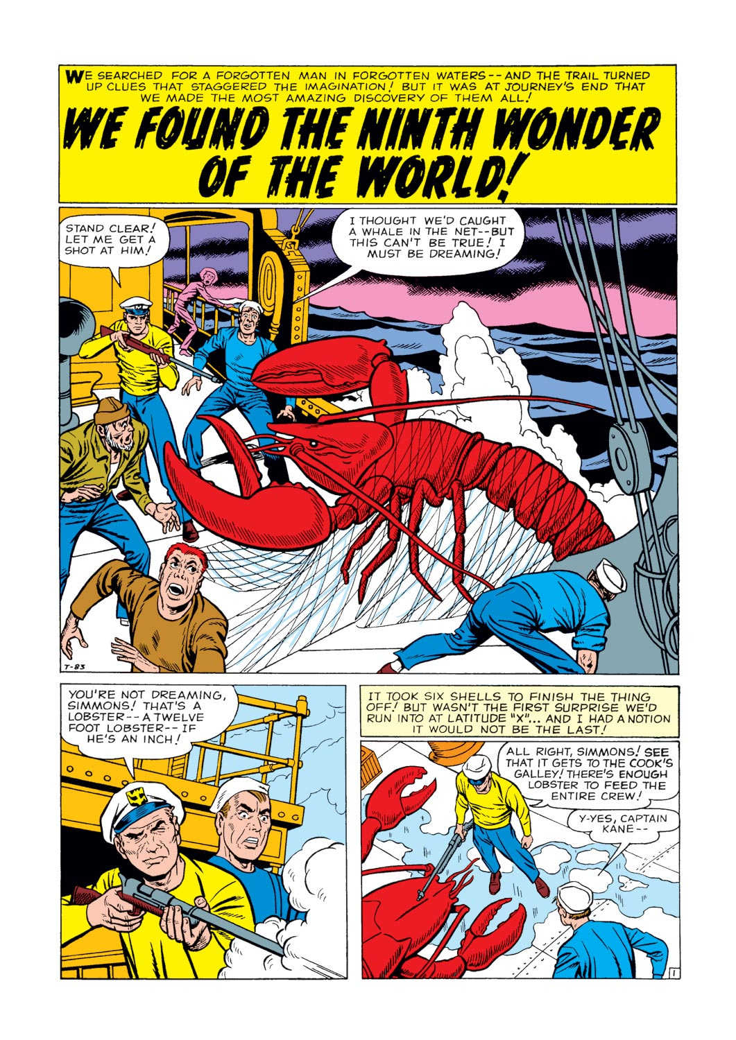 Tales to Astonish (1959) issue 1 - Page 2