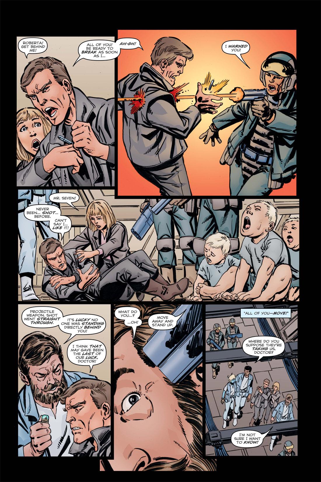 Read online Star Trek: Leonard McCoy, Frontier Doctor comic -  Issue #3 - 18