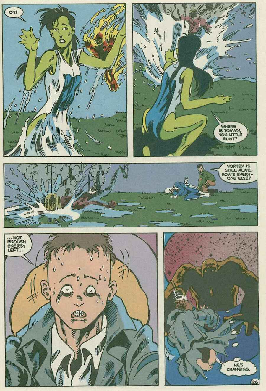 Elementals (1984) issue Special 1 - Page 28