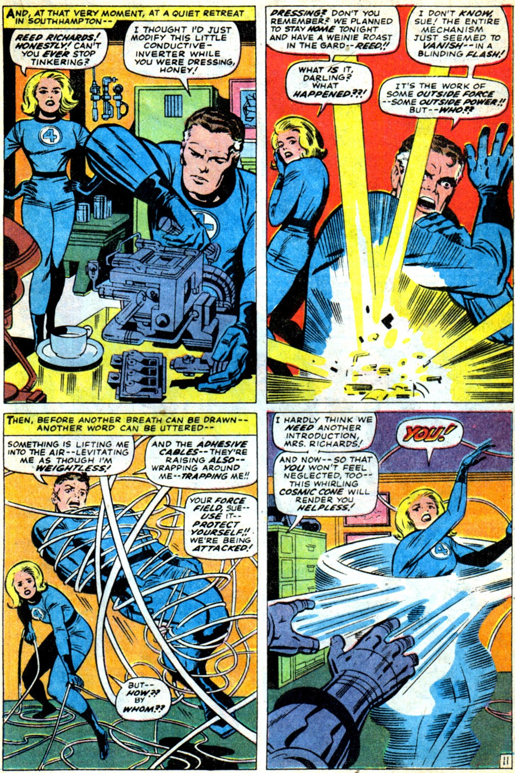 Marvel Triple Action (1972) issue 2 - Page 12
