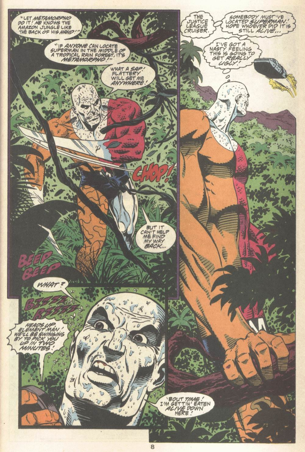Read online Adventures of Superman (1987) comic -  Issue #Adventures of Superman (1987) _Annual 4 - 9