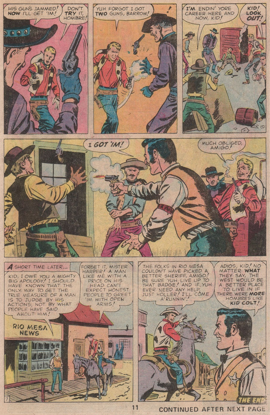 Kid Colt Outlaw issue 211 - Page 13