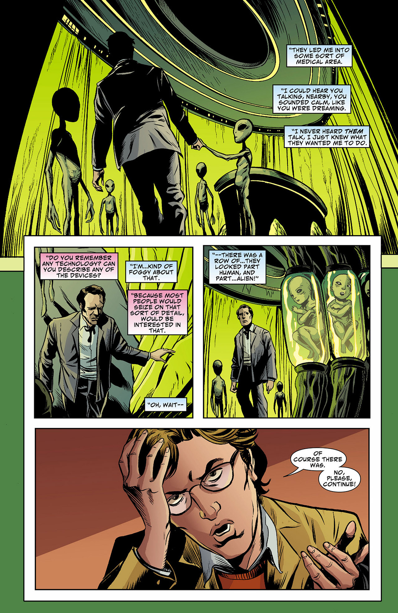 Read online Saucer Country comic -  Issue #4 - 13