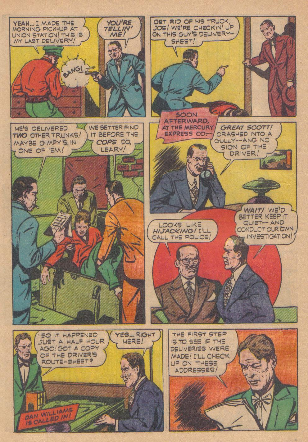 Exciting Comics (1940) issue 13 - Page 46
