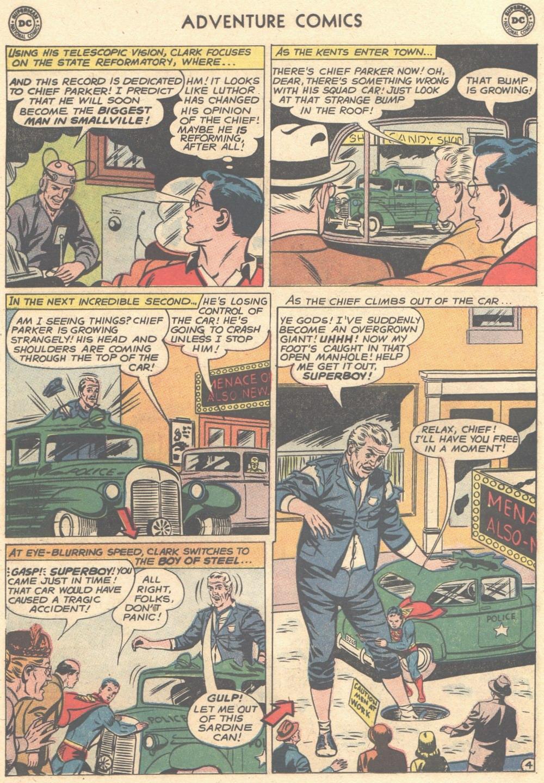 Read online Adventure Comics (1938) comic -  Issue #308 - 5