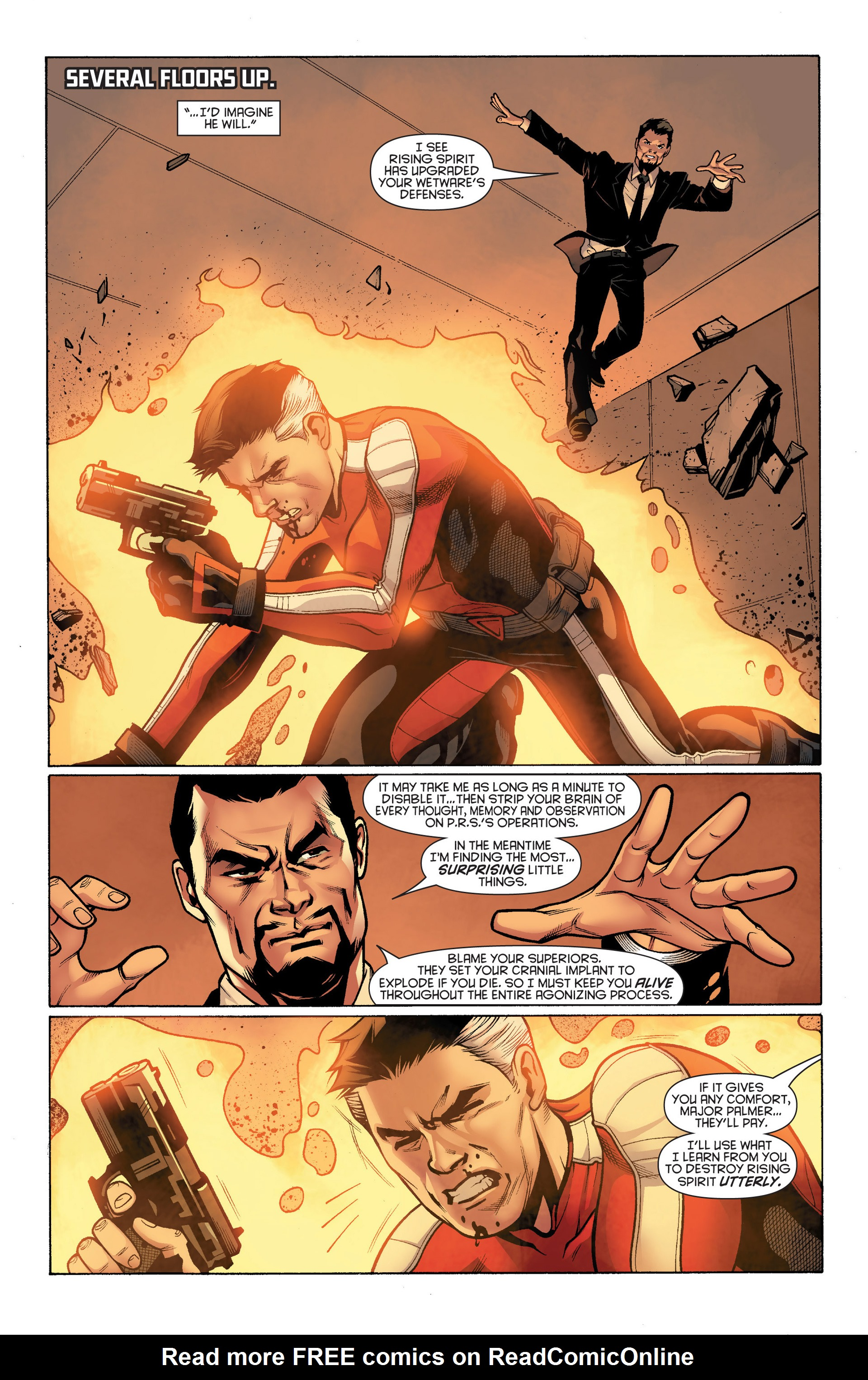 Read online Bloodshot and H.A.R.D.Corps comic -  Issue #17 - 8