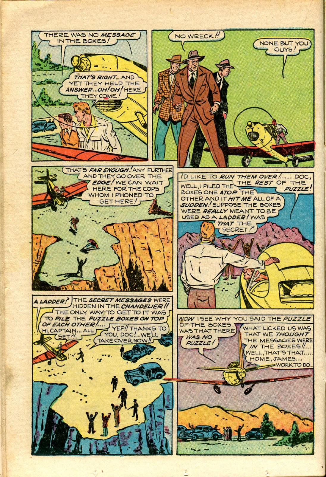 Shadow Comics issue 81 - Page 22