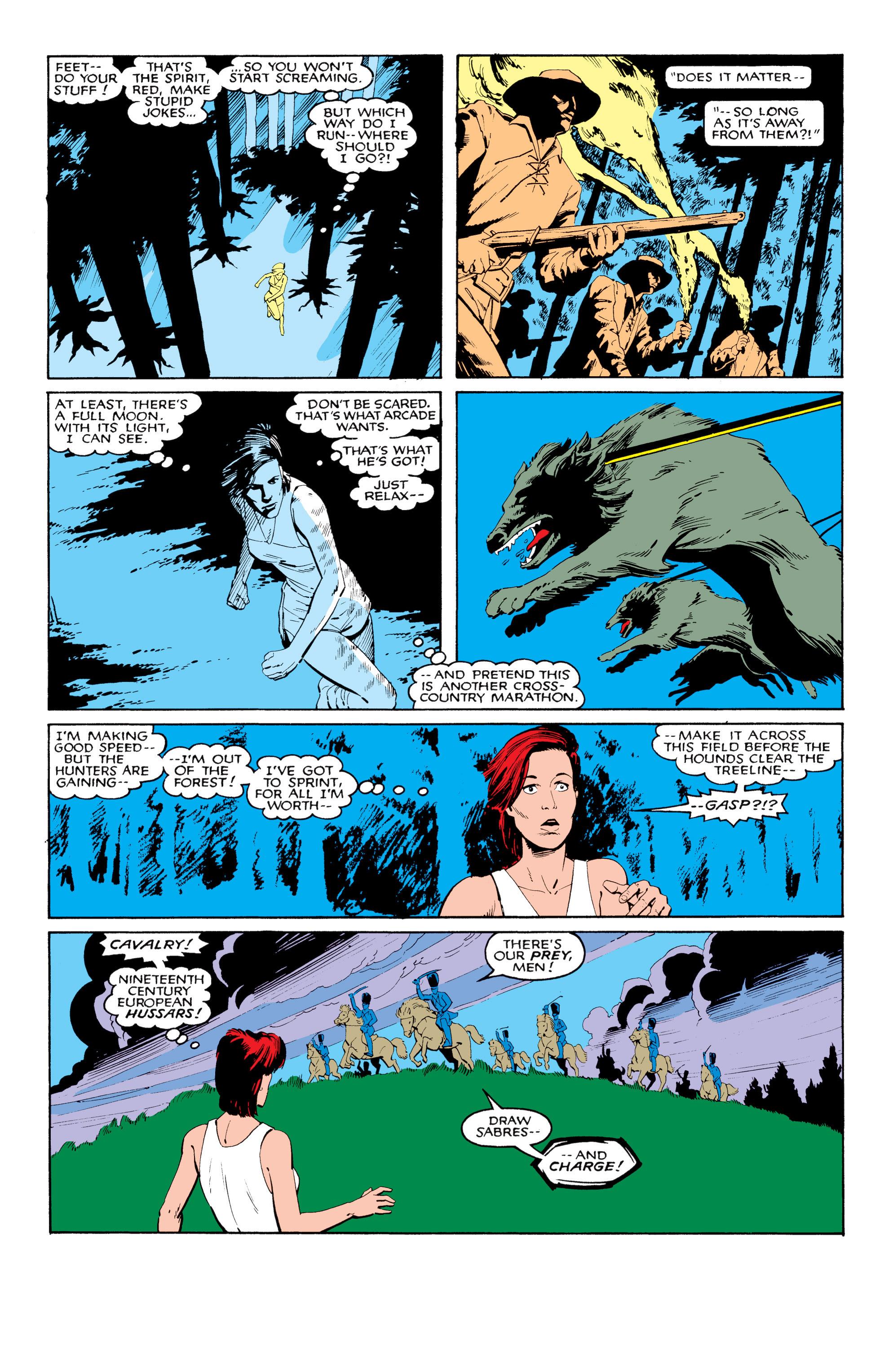 Read online Uncanny X-Men (1963) comic -  Issue #204 - 11
