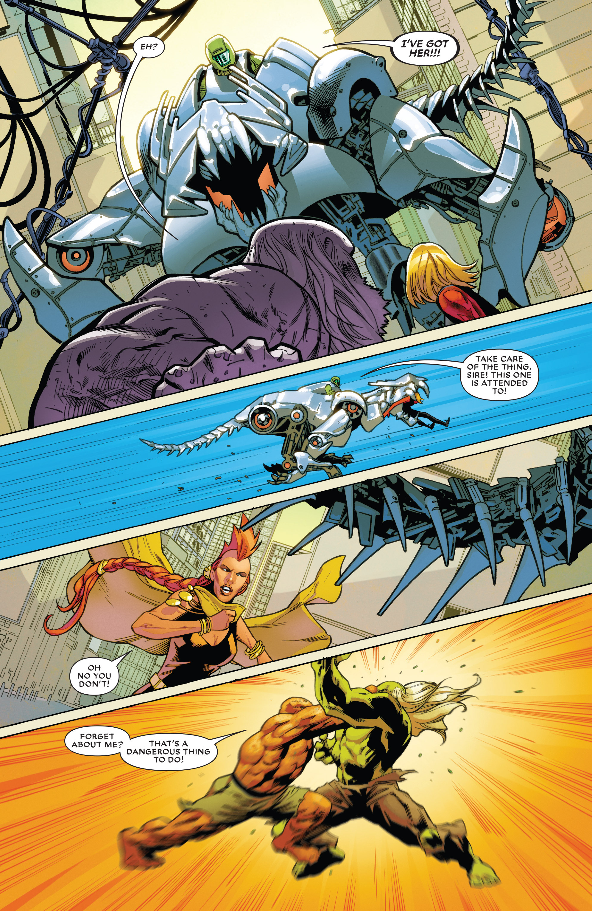 Read online Future Imperfect comic -  Issue #2 - 18