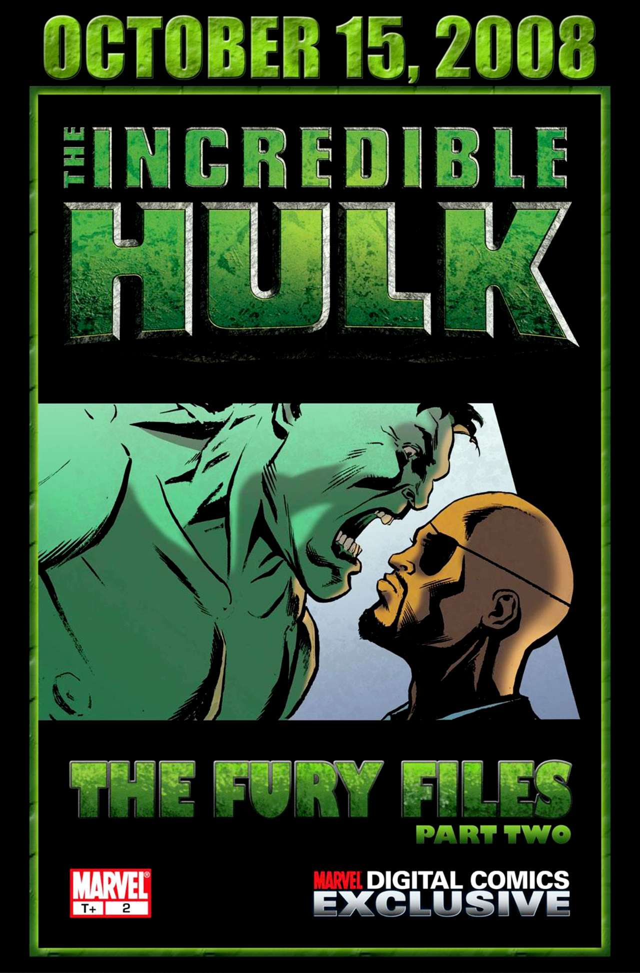 Read online Incredible Hulk: The Fury Files comic -  Issue #1 - 9