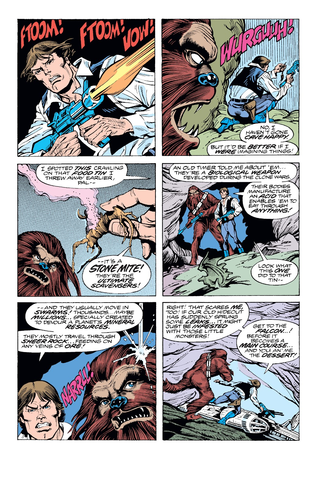 Read online Star Wars Legends: The Original Marvel Years - Epic Collection comic -  Issue # TPB 2 (Part 1) - 85