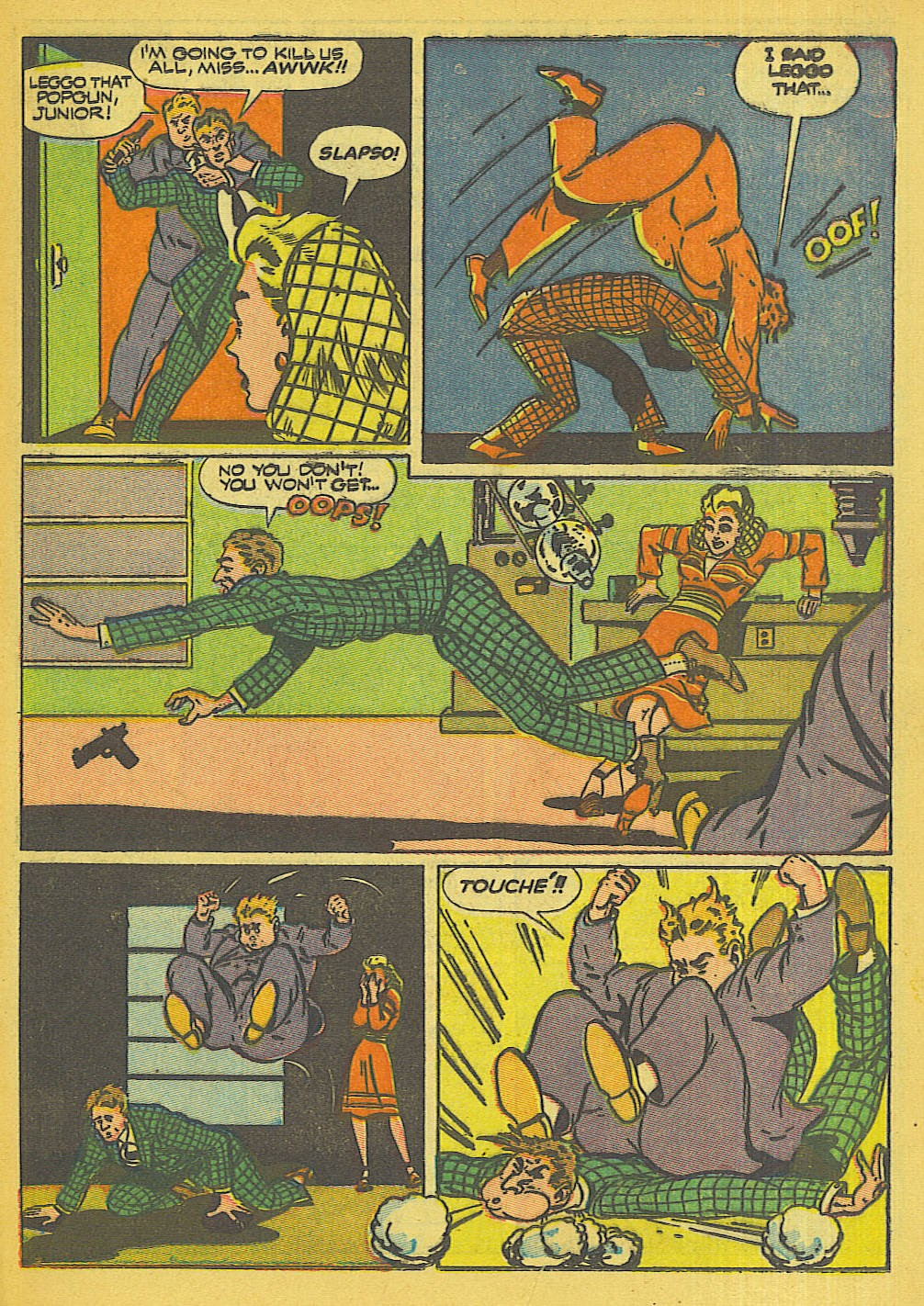 Green Hornet Comics issue 32 - Page 30