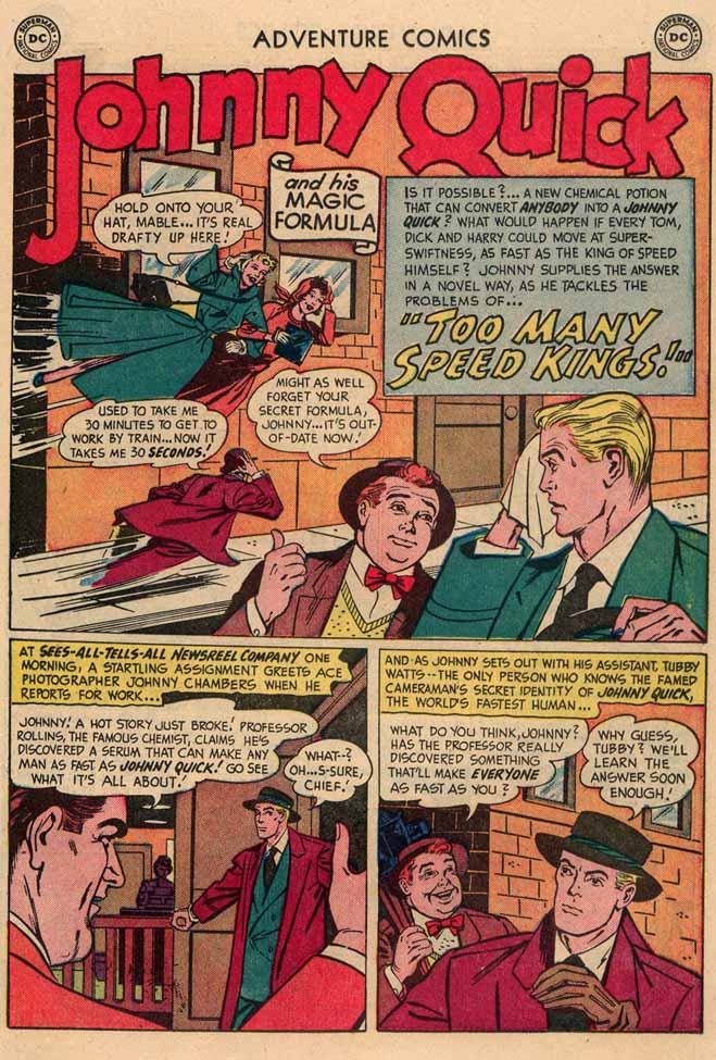 Read online Adventure Comics (1938) comic -  Issue #189 - 25