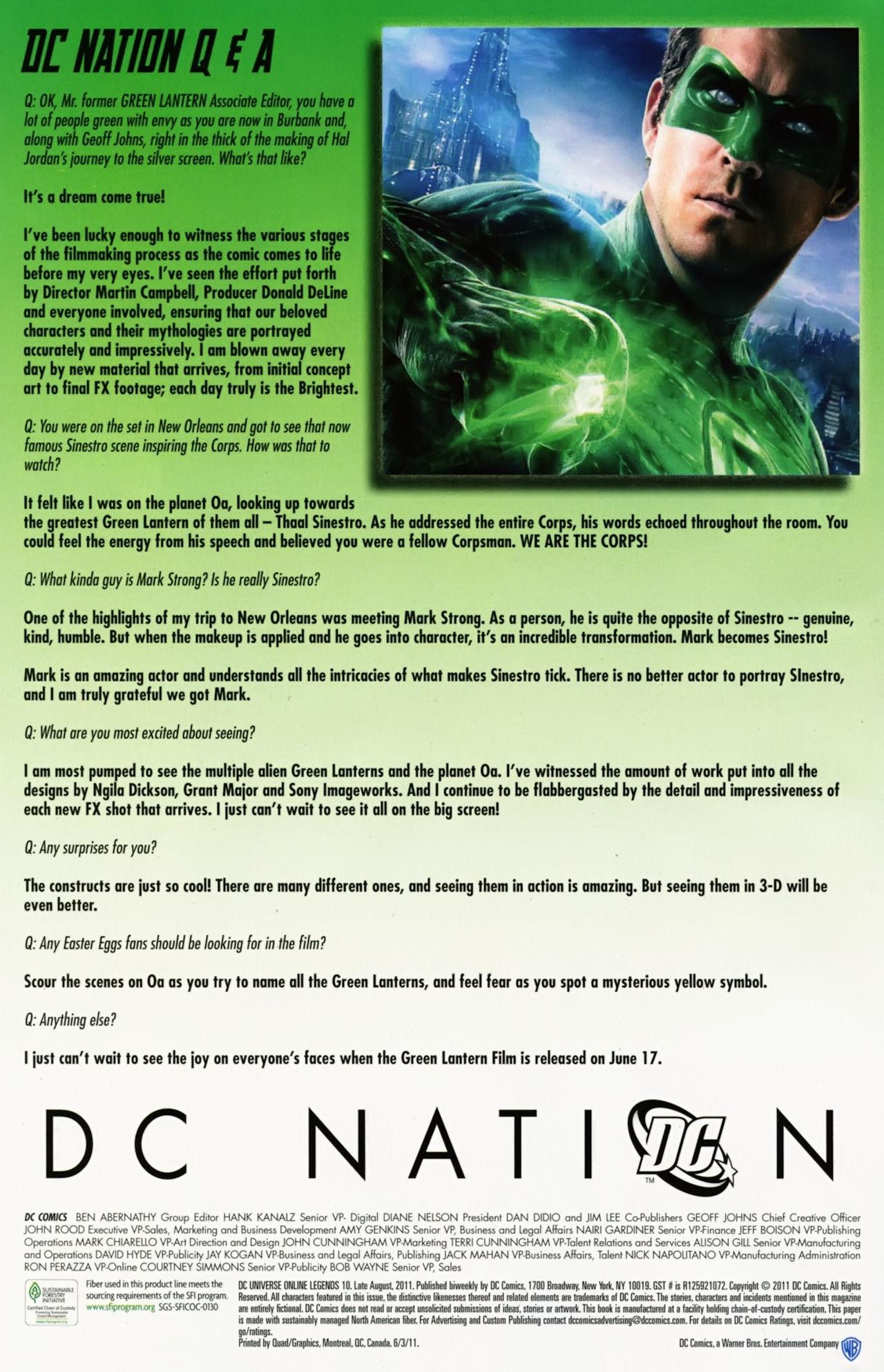 DC Universe Online: Legends 10 Page 24