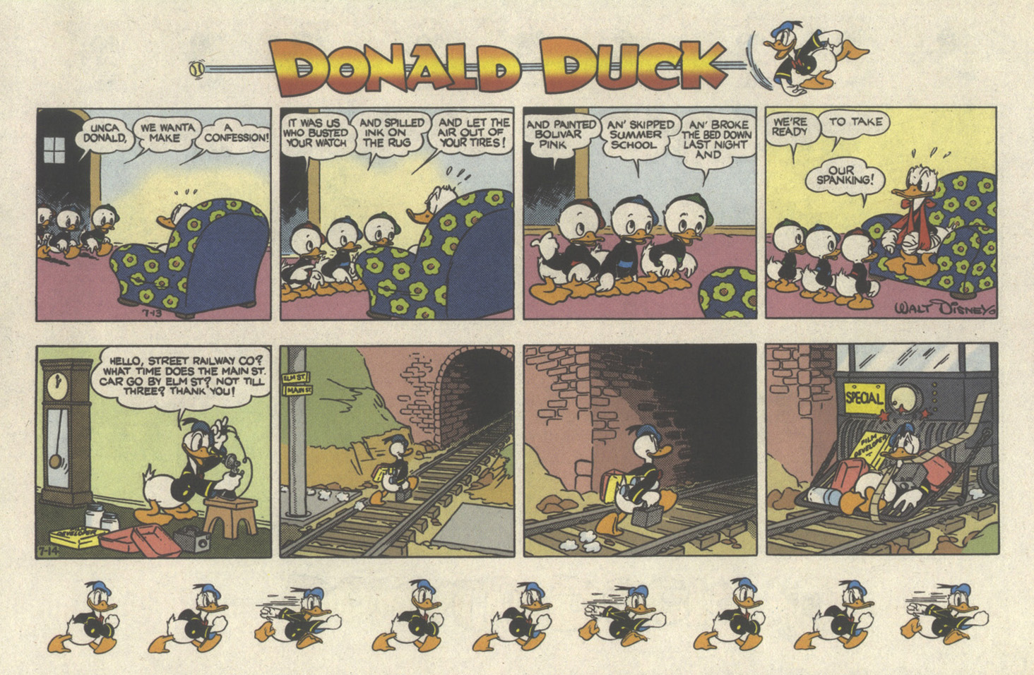 Walt Disney's Donald Duck (1986) issue 298 - Page 29