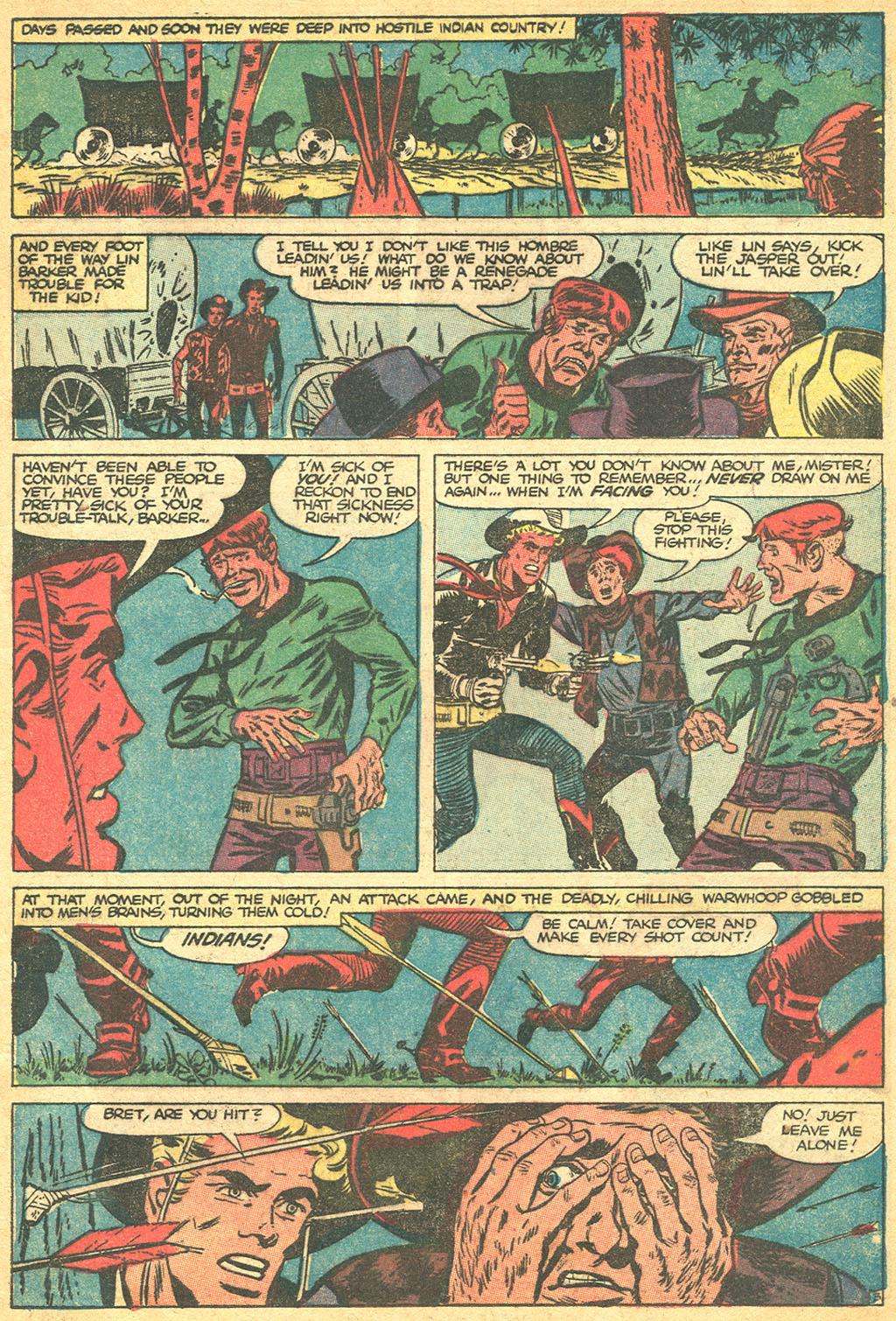 Read online Two-Gun Kid comic -  Issue #37 - 5