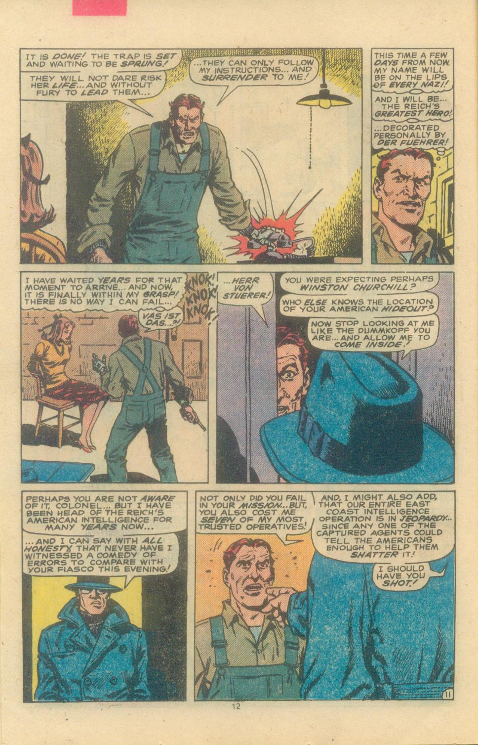 Read online Sgt. Fury comic -  Issue #163 - 14