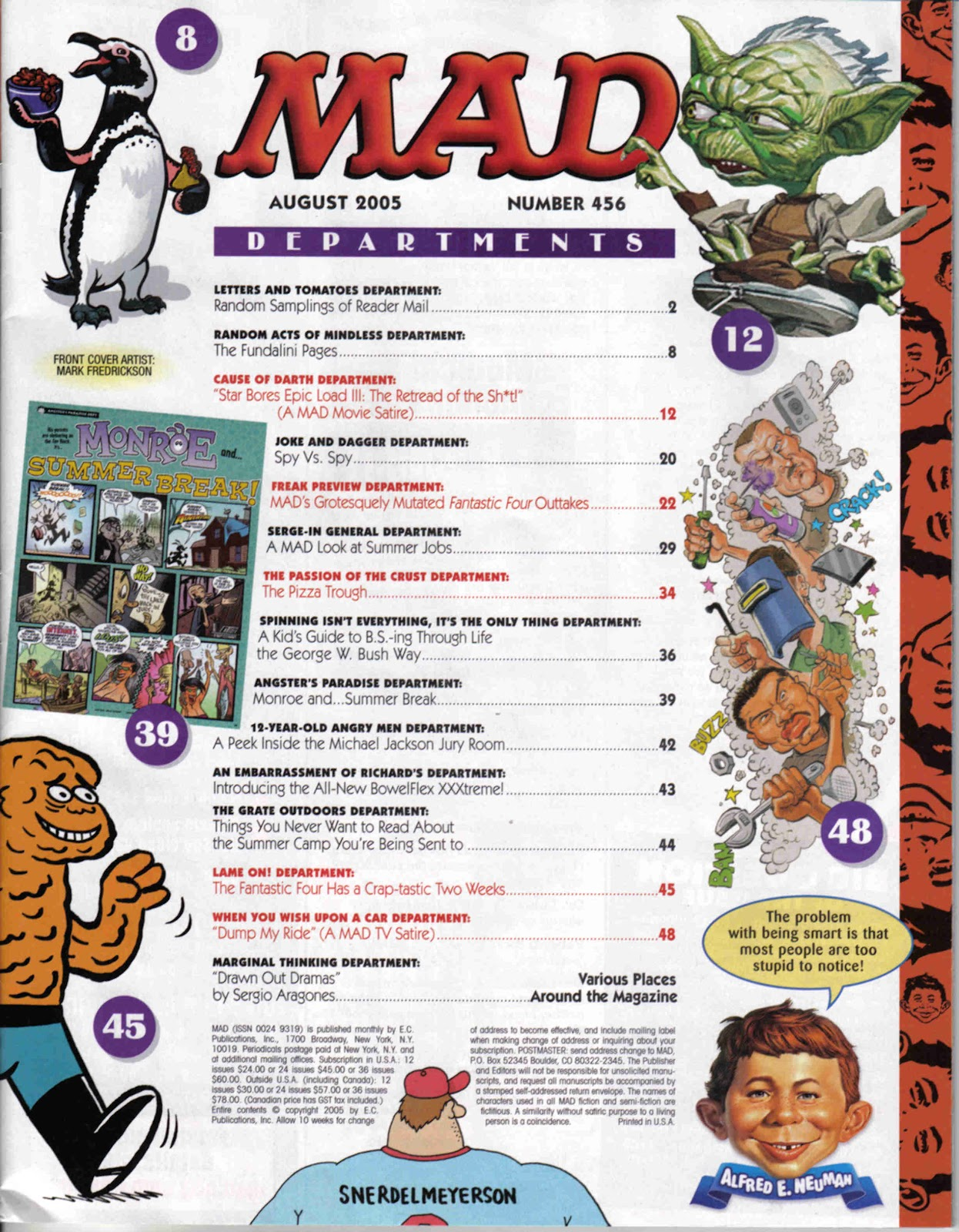 MAD issue 456 - Page 2
