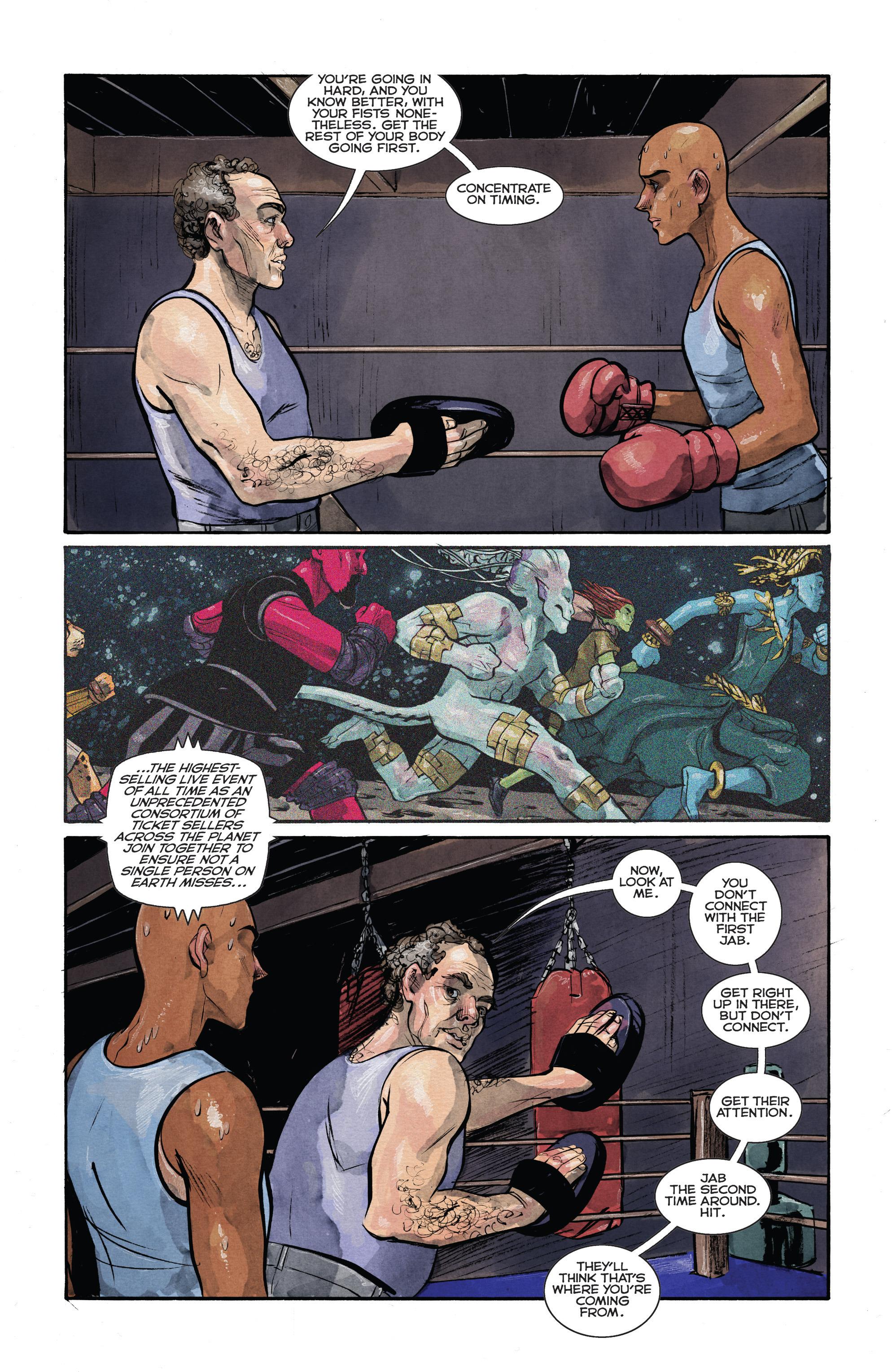 Read online Shutter comic -  Issue #23 - 4