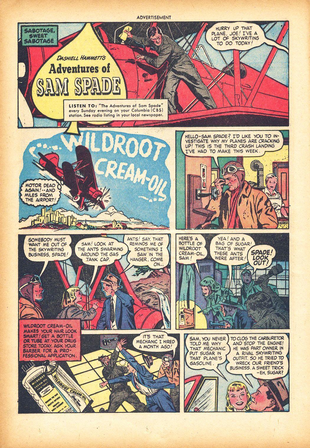 Read online Sensation (Mystery) Comics comic -  Issue #78 - 16