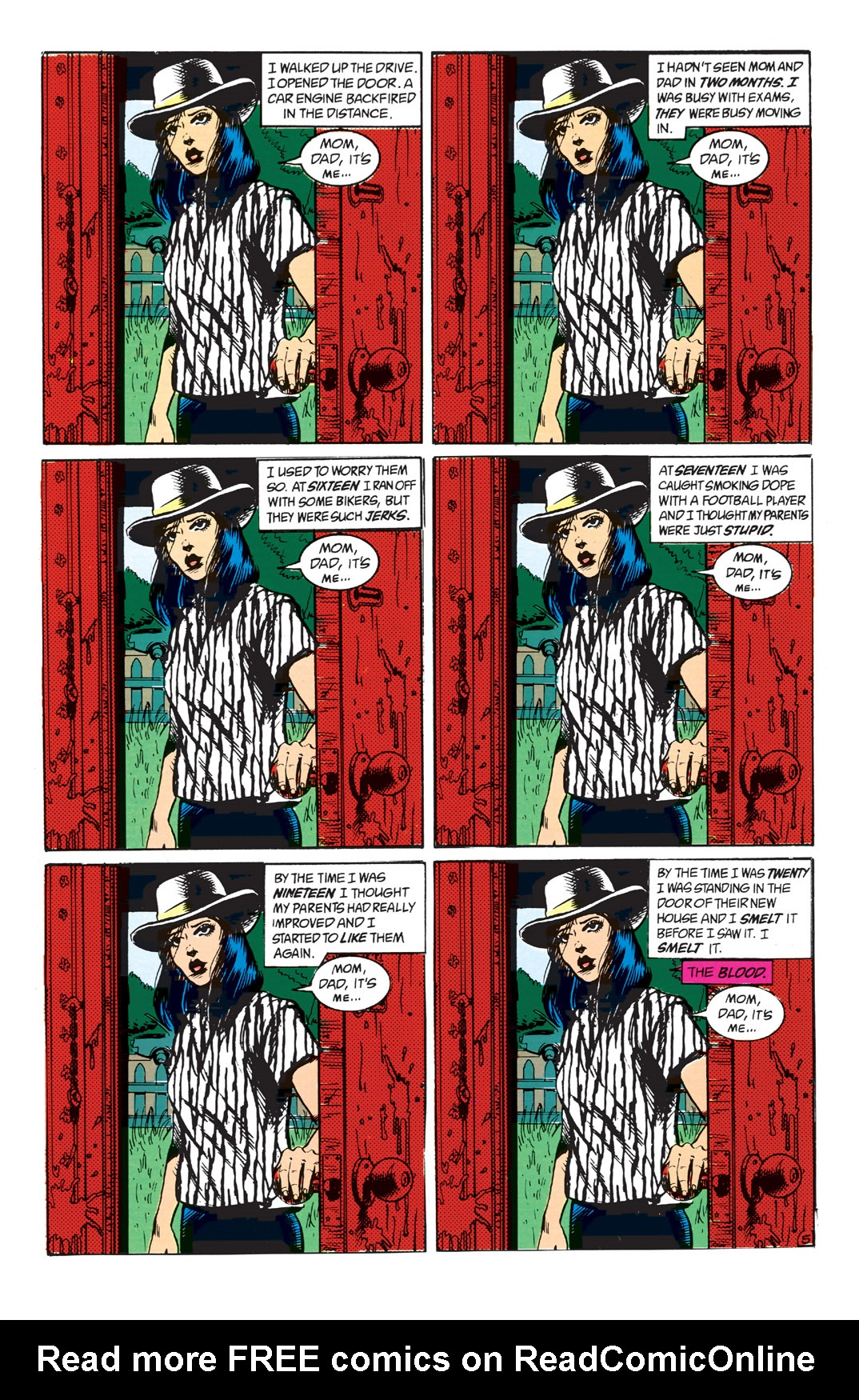 Read online Shade, the Changing Man comic -  Issue #1 - 7