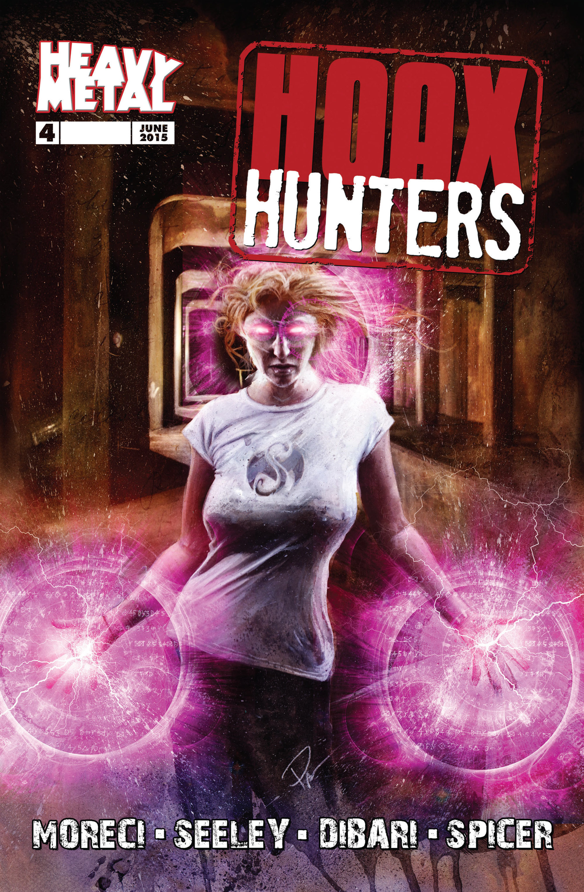 Read online Hoax Hunters (2015) comic -  Issue #4 - 1