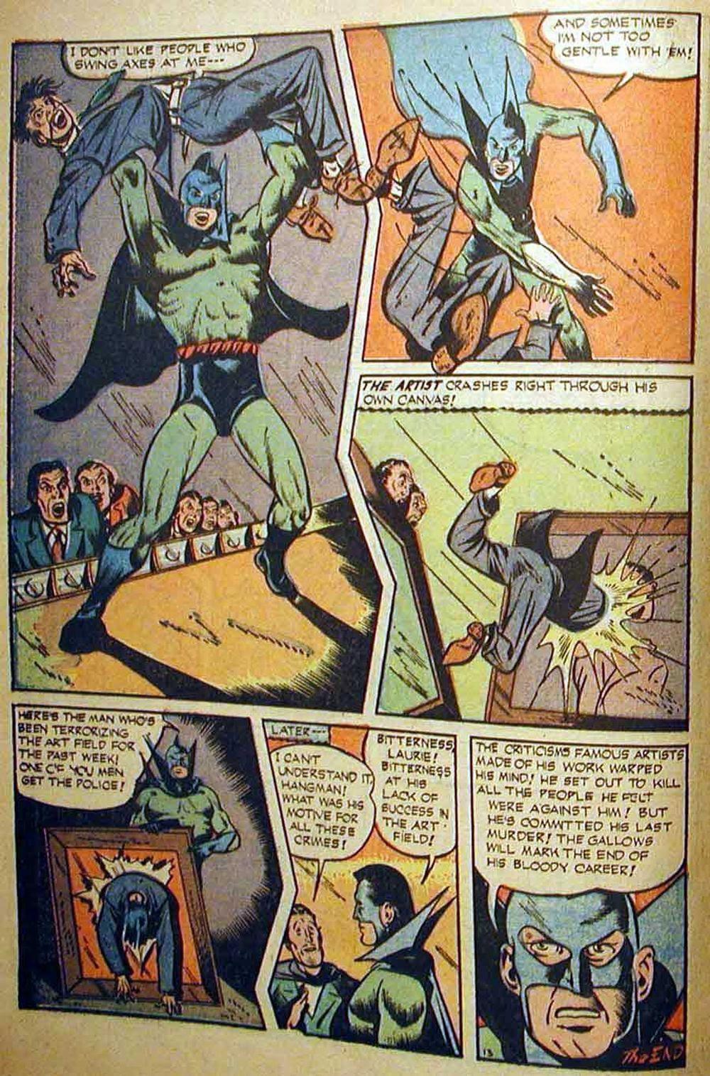 Hangman Comics issue 5 - Page 44
