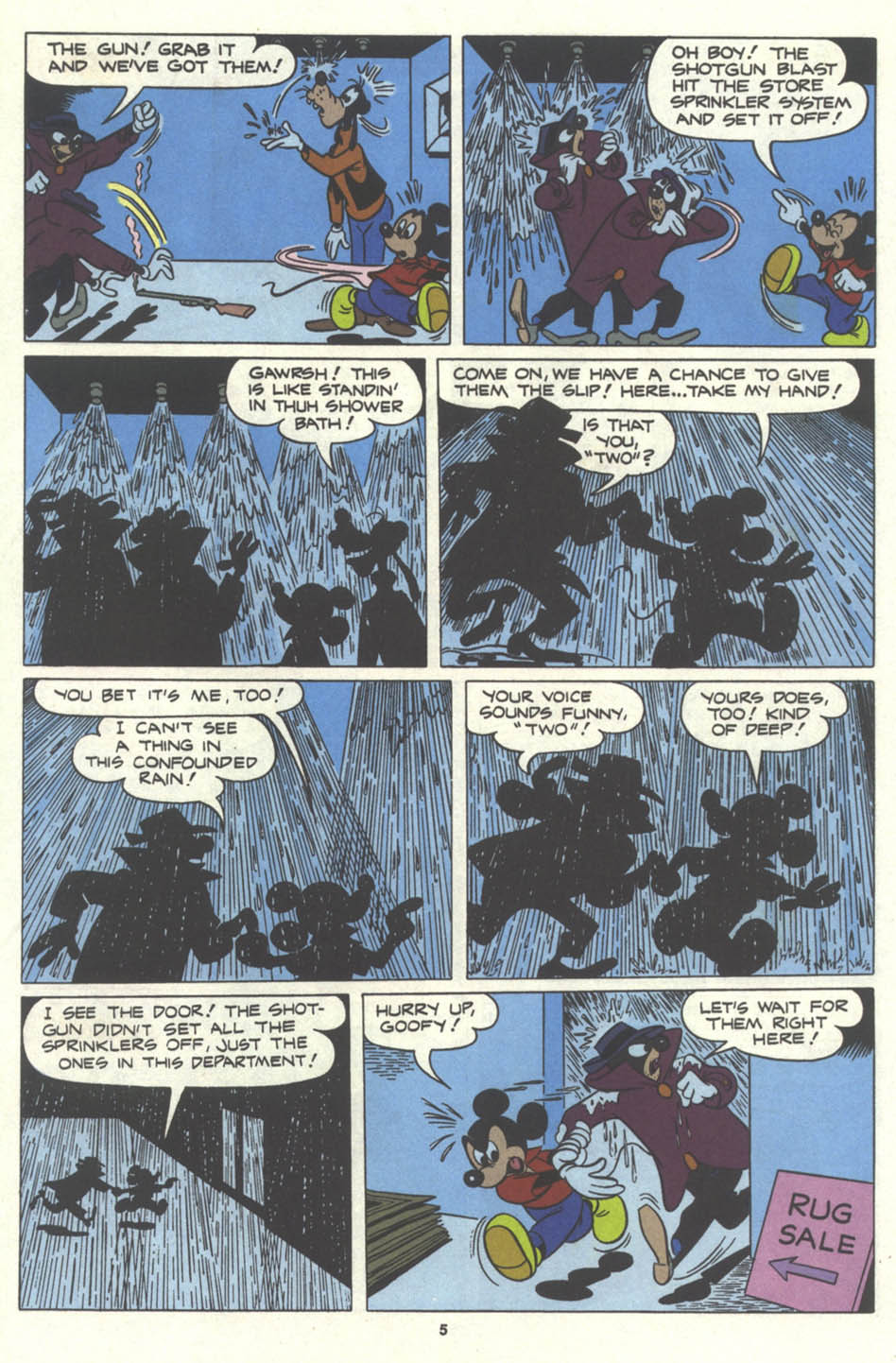 Walt Disney's Comics and Stories issue 577 - Page 22