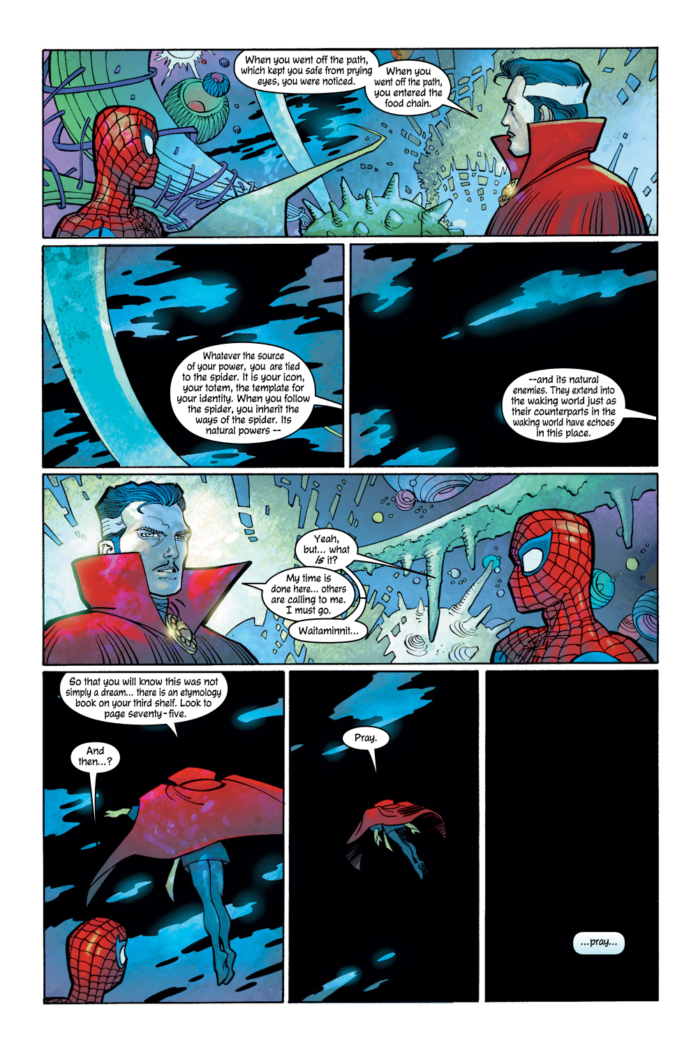 The Amazing Spider-Man (1999) 46 Page 6