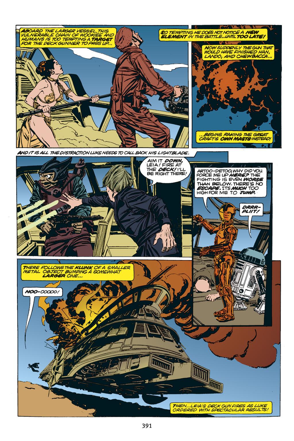 Read online Star Wars Omnibus comic -  Issue # Vol. 18.5 - 109