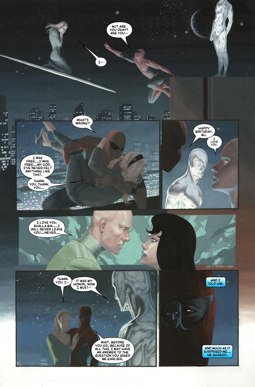 Read online Silver Surfer: Requiem comic -  Issue #2 - 20