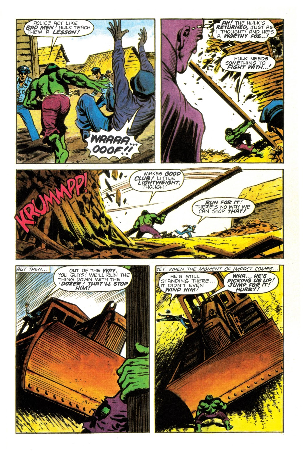 Read online Hulk: From The Marvel UK Vaults comic -  Issue # TPB (Part 2) - 47