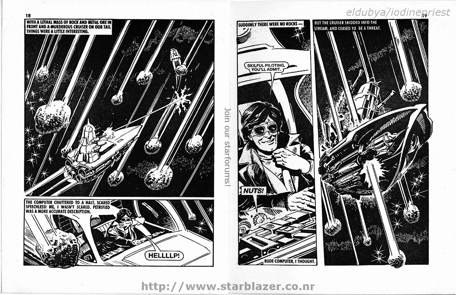 Starblazer issue 173 - Page 11