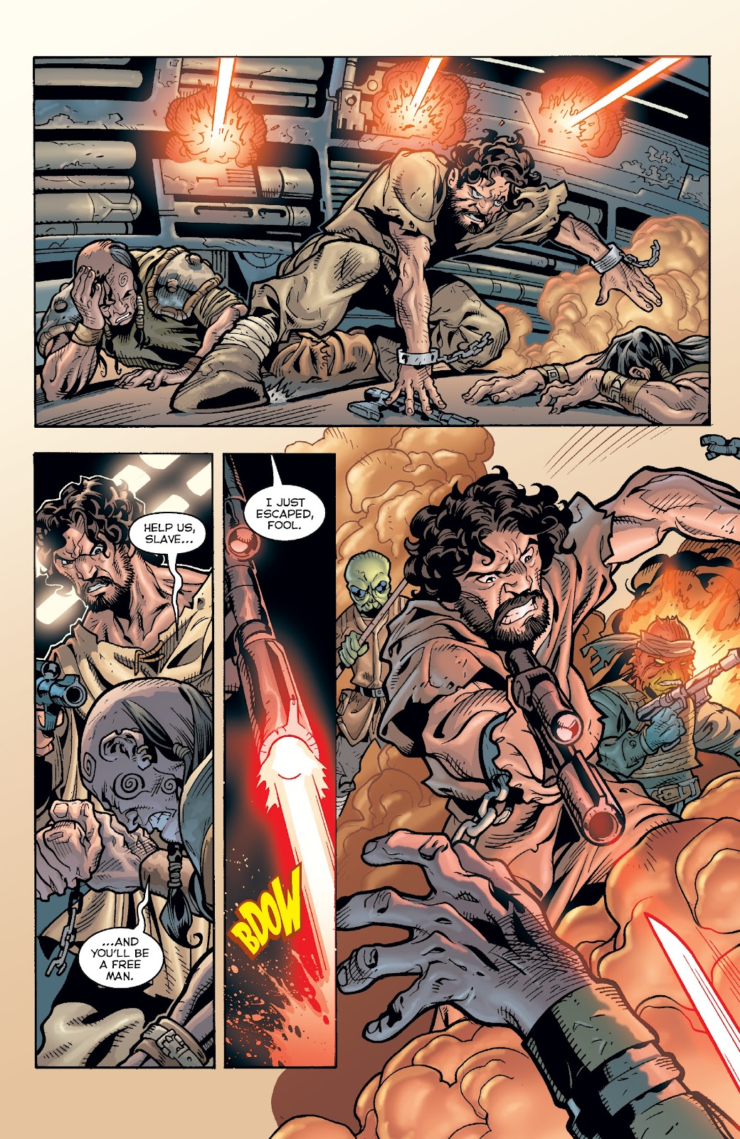 Read online Star Wars Legends Epic Collection: The Menace Revealed comic -  Issue # TPB (Part 1) - 79